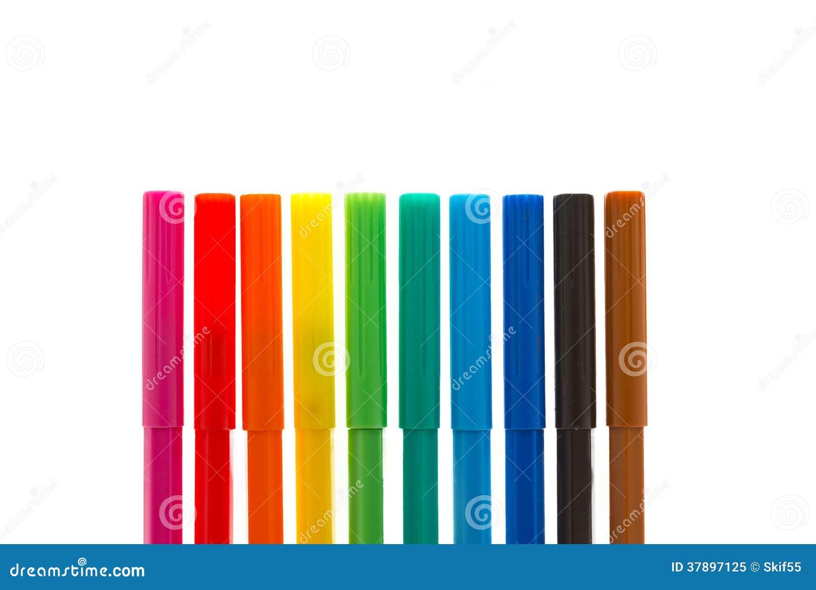 Χρωματισμένοι δείκτες