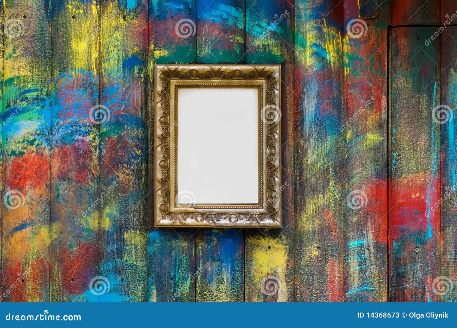 χρωματισμένος πλαίσιο το
