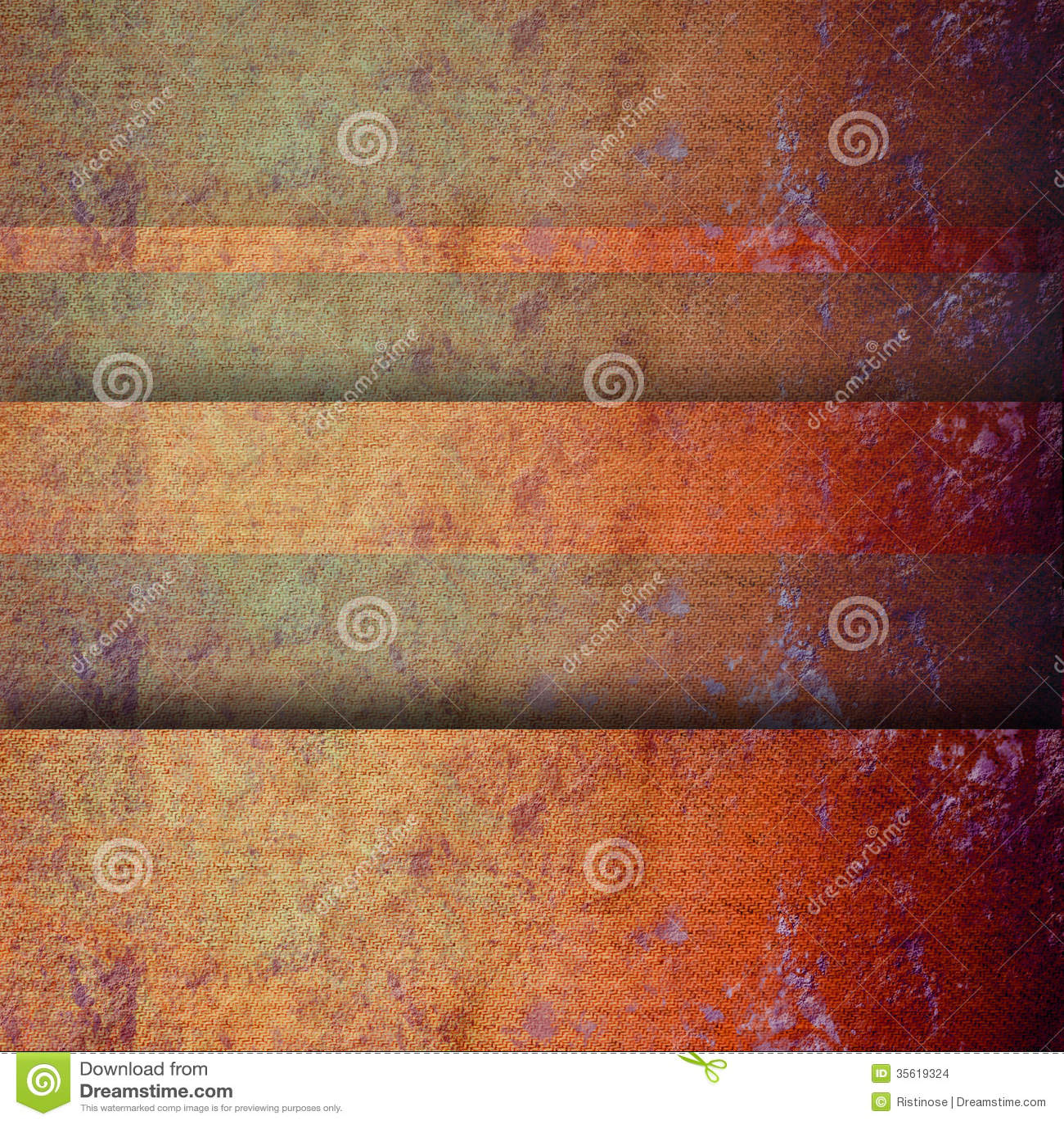 Χρωματισμένο ορείχαλκος ύφασμα σύστασης υποβάθρου Grunge