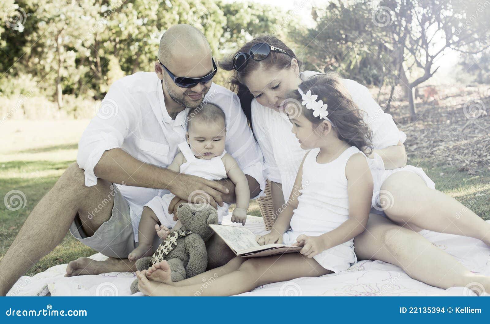 Χρόνος ποιοτικών οικογενειών