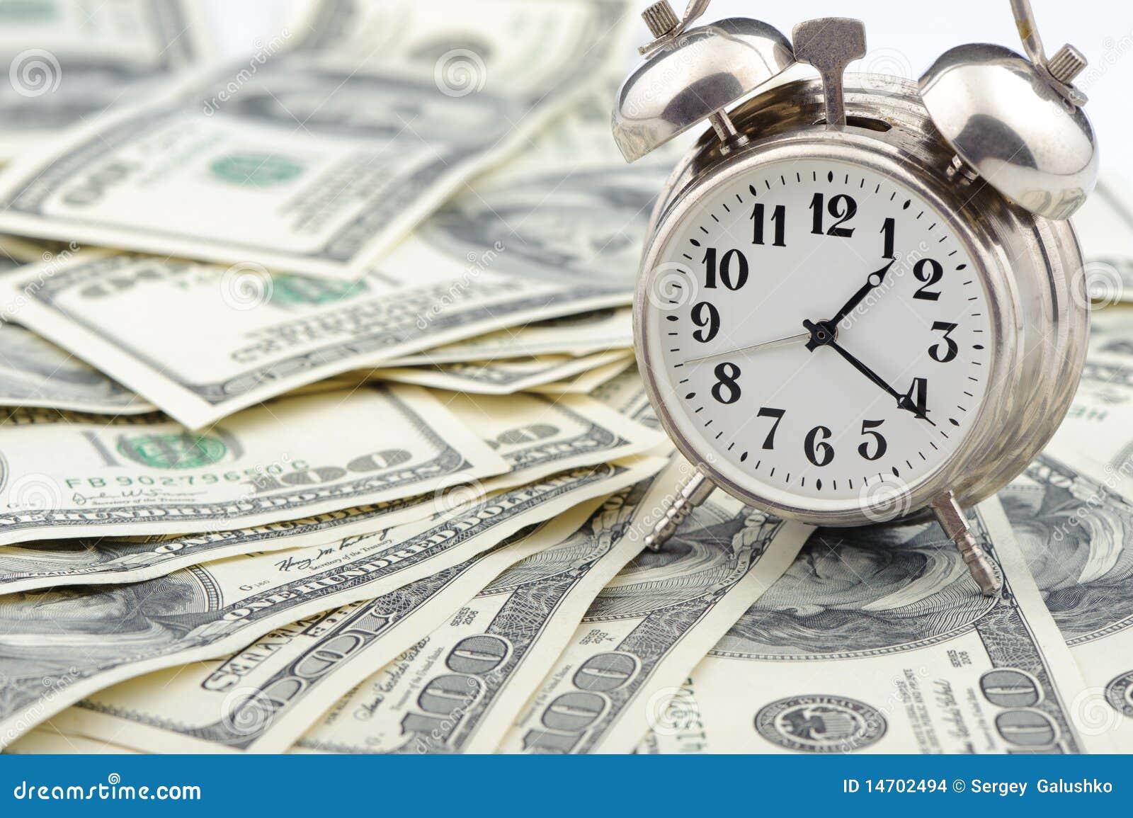 χρόνος χρημάτων επιχειρησ&io