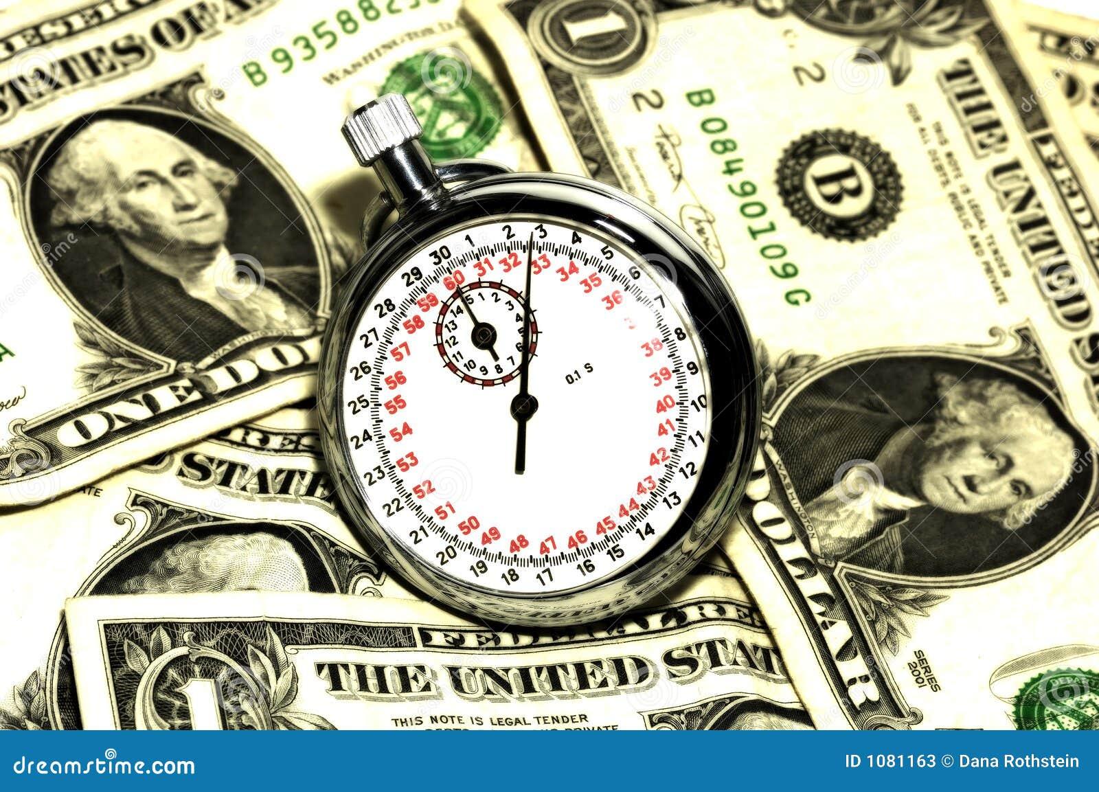χρόνος χρημάτων