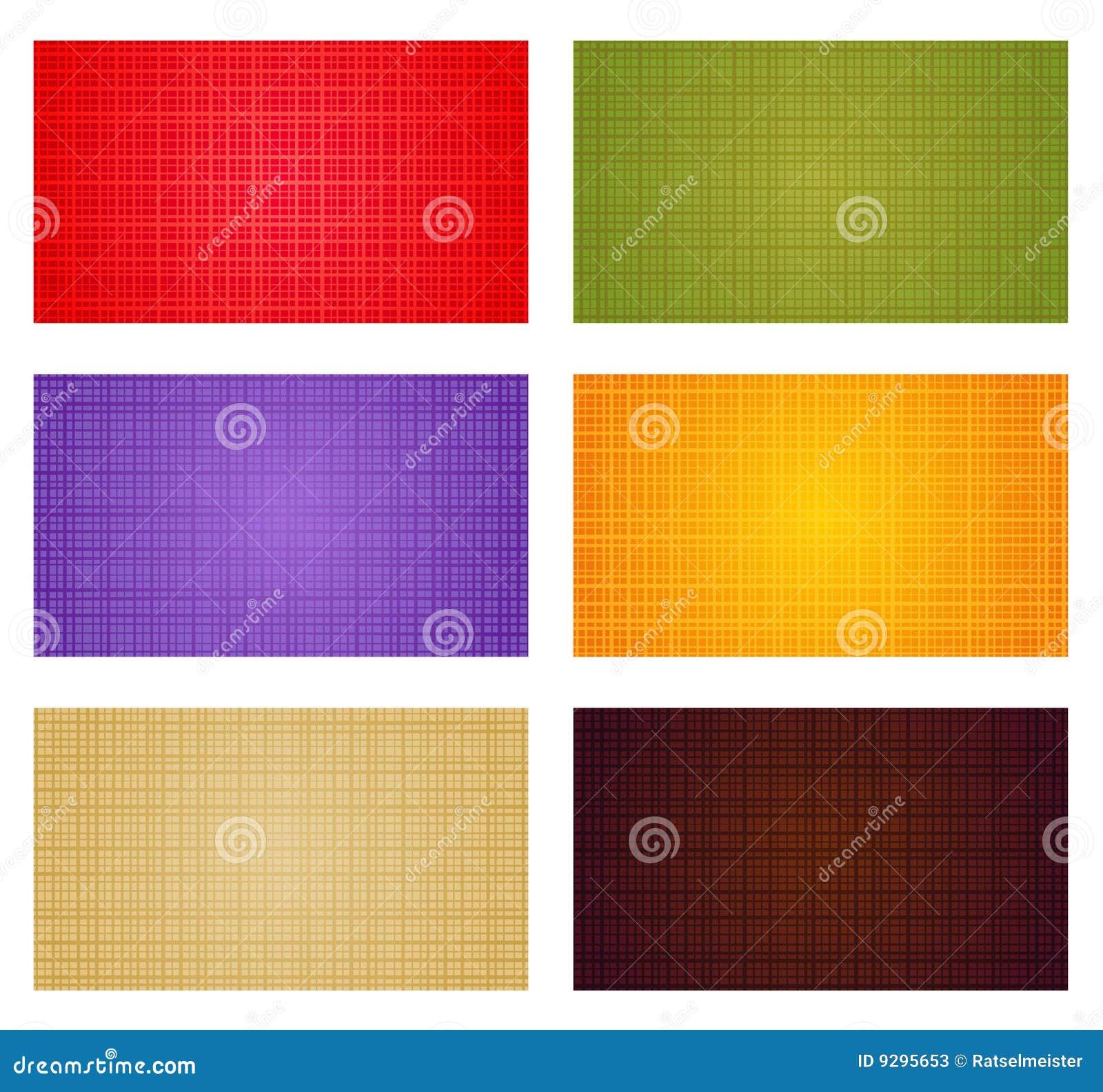 χρώματα ανασκοπήσεων φθιν