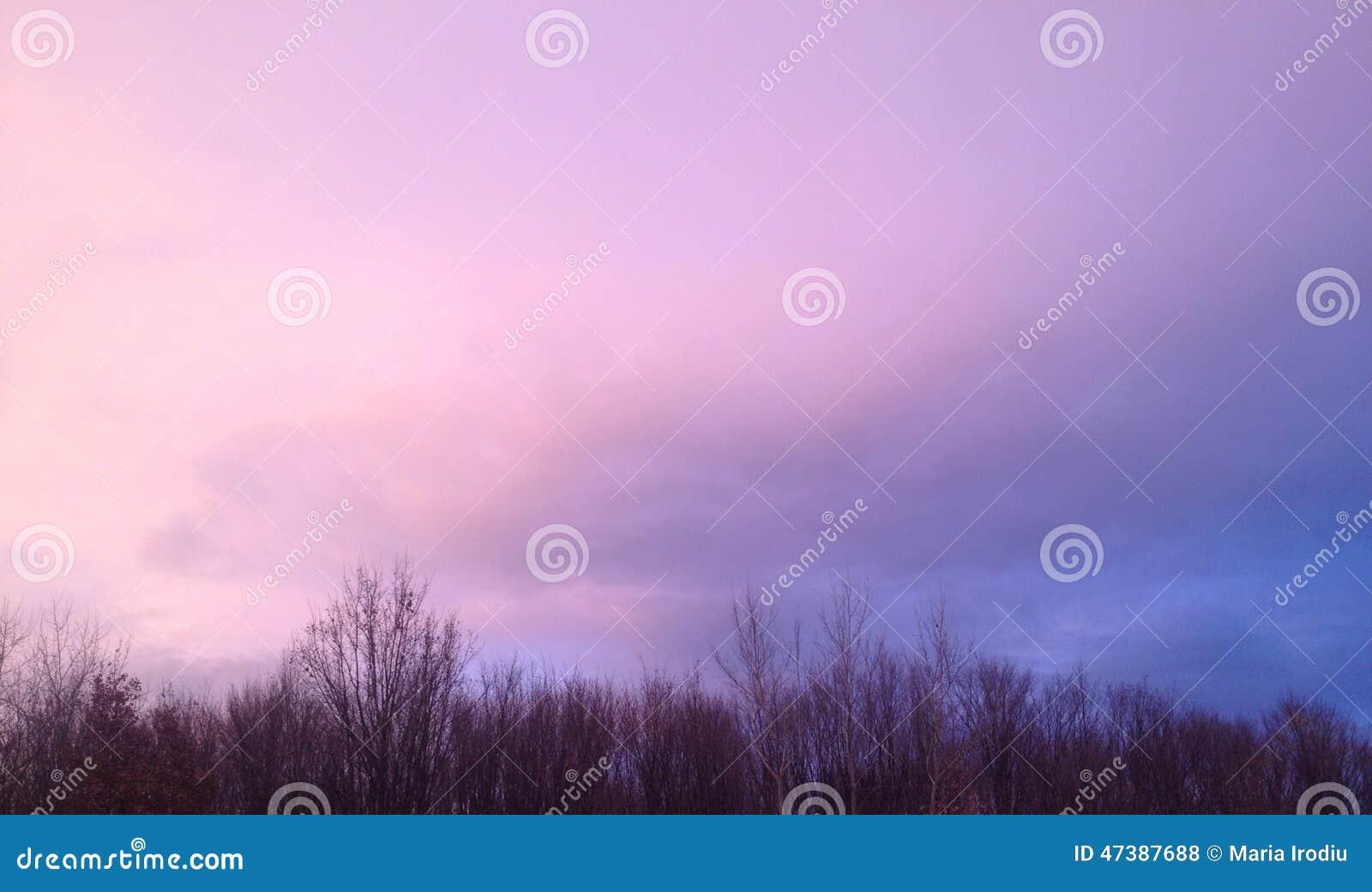 Χρώματα ουρανού