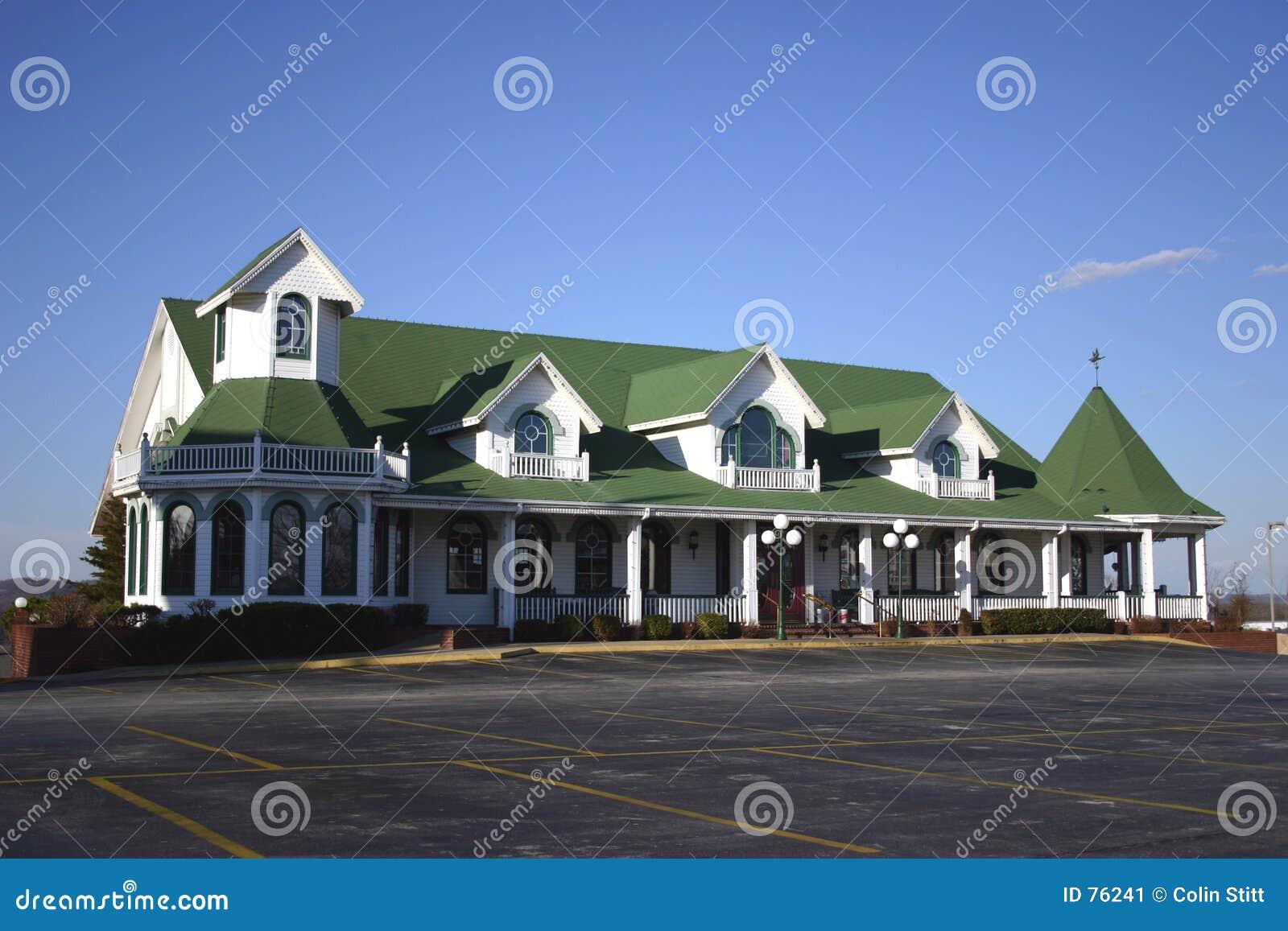 χτίζοντας εστιατόριο