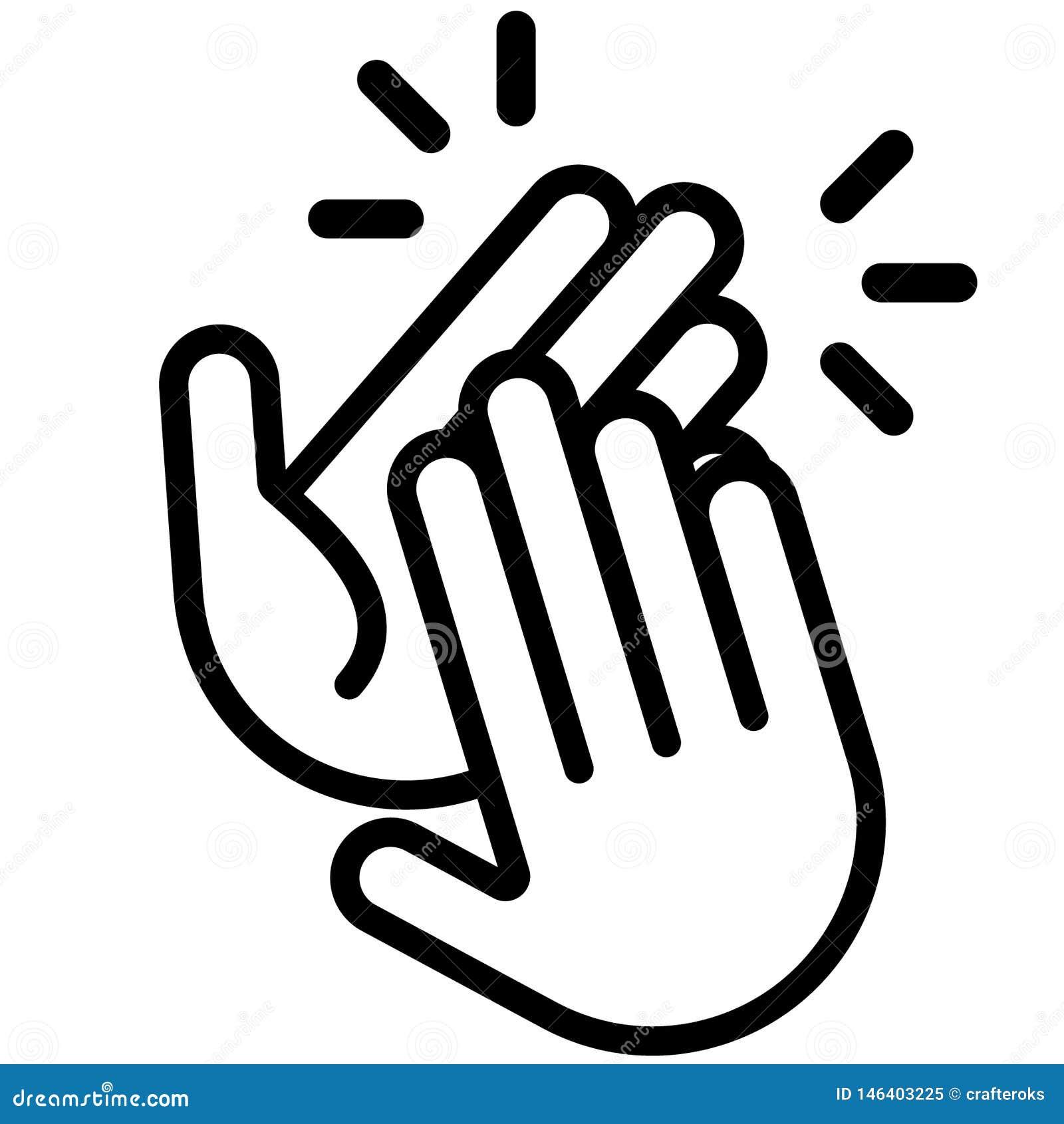 Χτύπημα της διανυσματικής απεικόνισης χεριών από τα crafteroks
