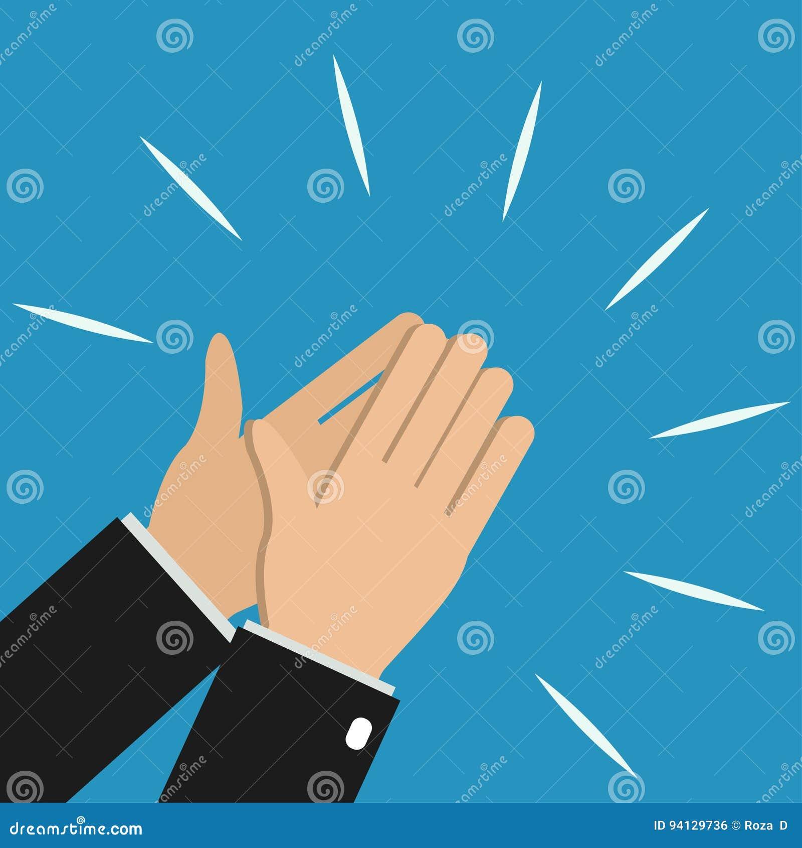 Χτύπημα χεριών επιχειρηματιών