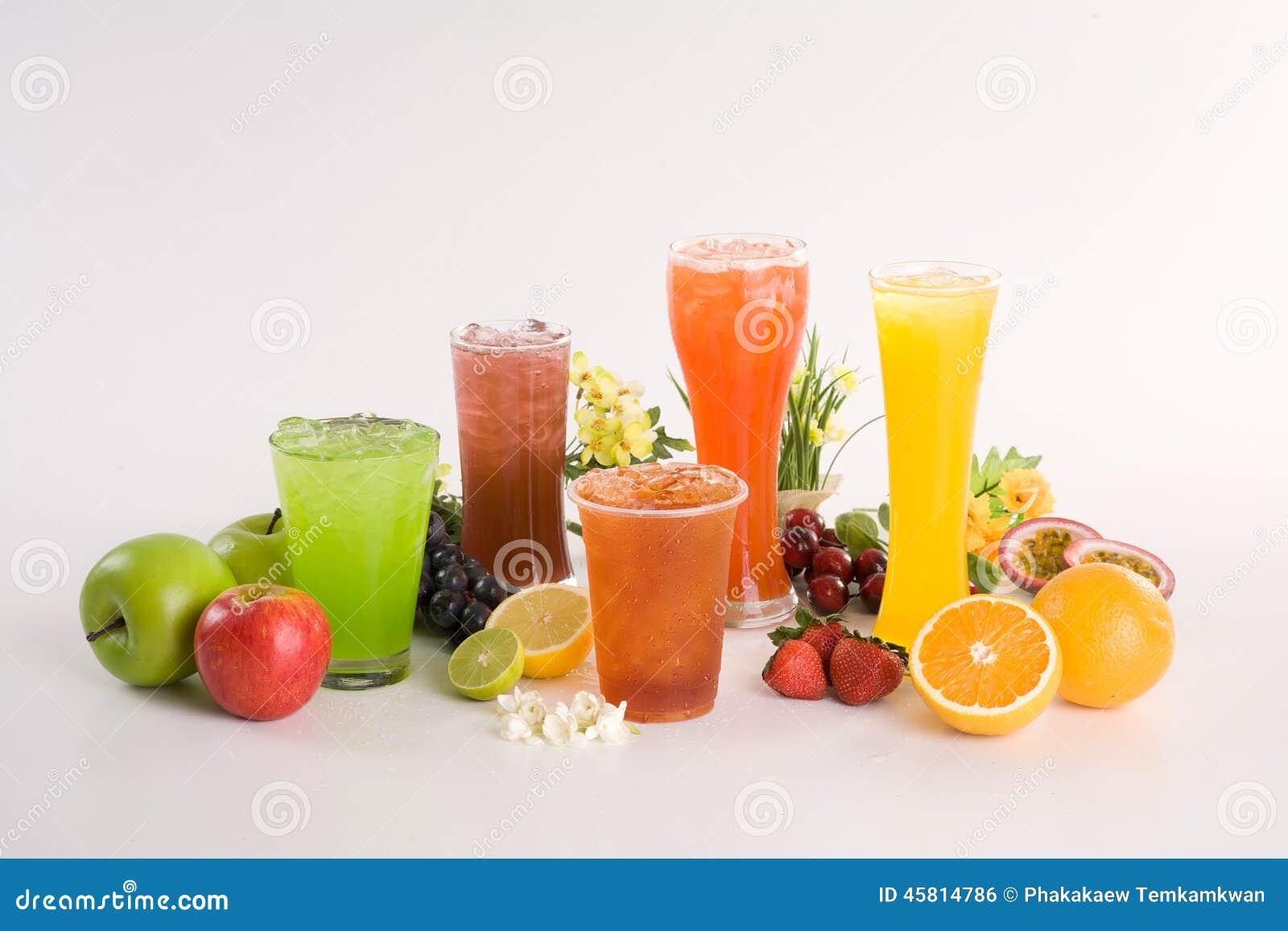 Χυμός φρούτων μιγμάτων ποικιλίας