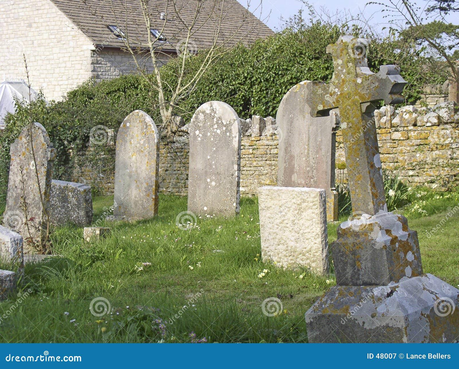 χωριό νεκροταφείων