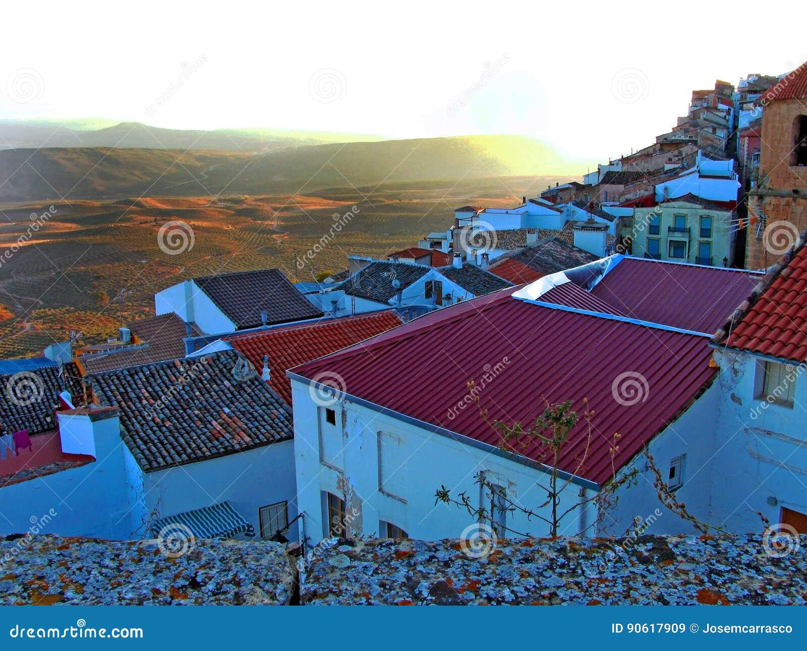 Χωριό Chiclana de Segura στο Jae n