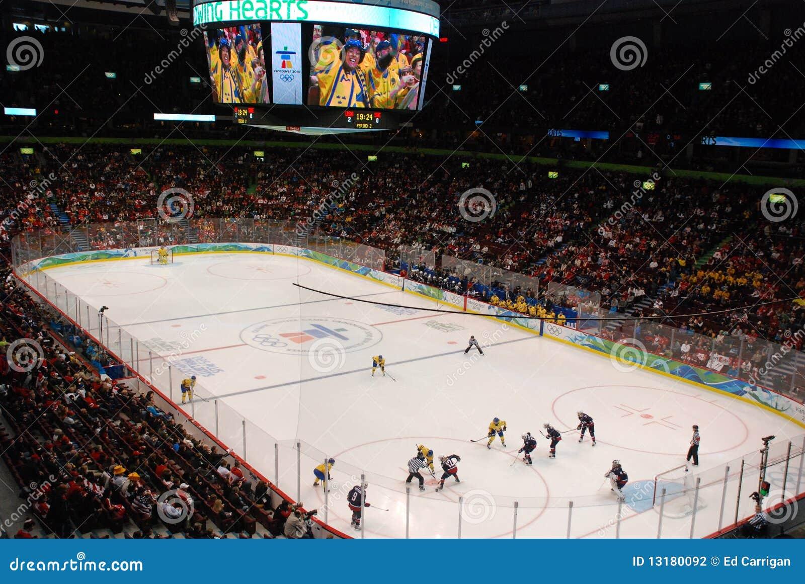 χόκεϋ ολυμπιακή Σουηδία &Eta