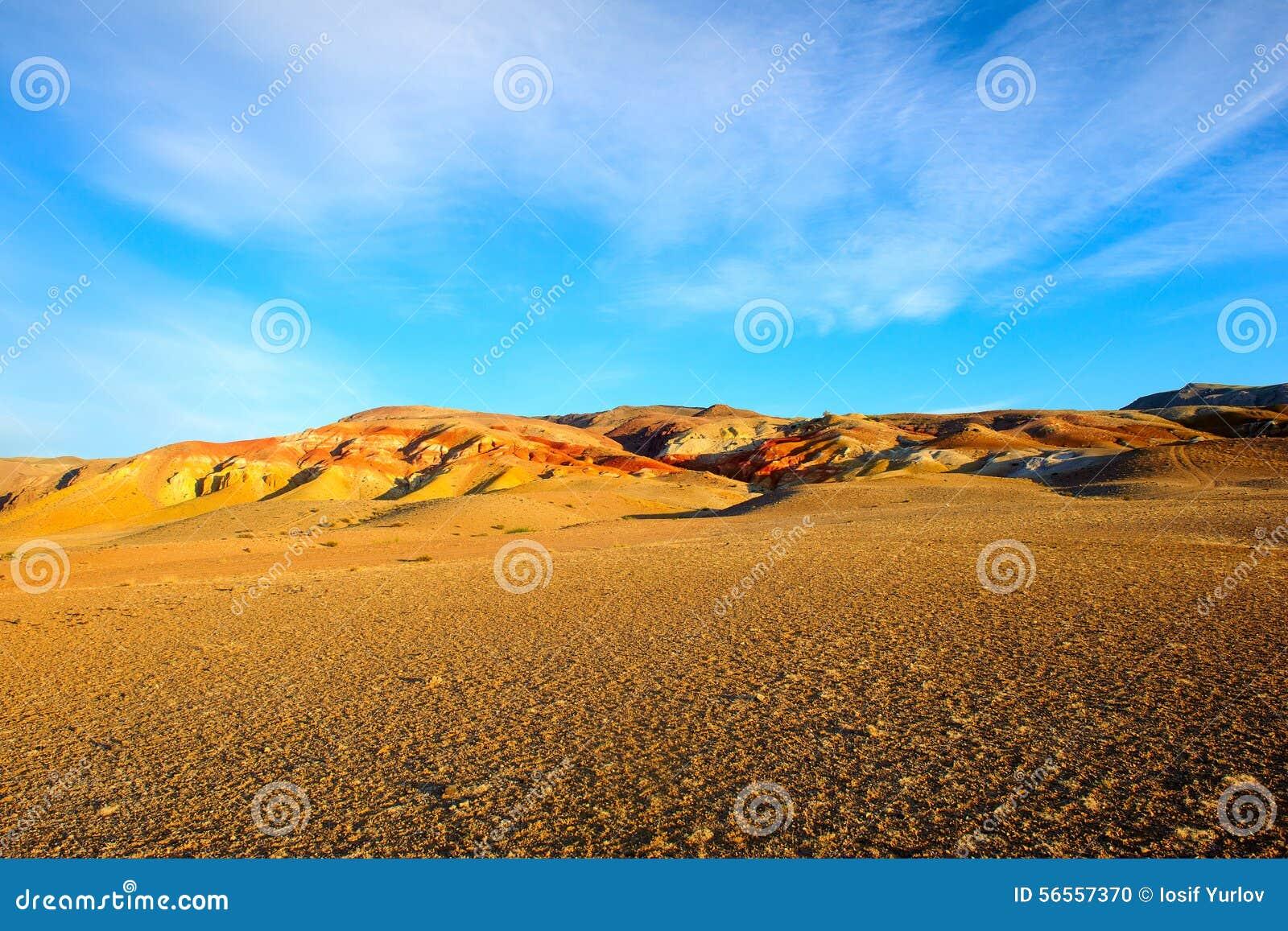 Download Χώμα χρώματος των καταθέσεων υδραργύρου σε Altai Στοκ Εικόνες - εικόνα από τοπίο, υδράργυρος: 56557370