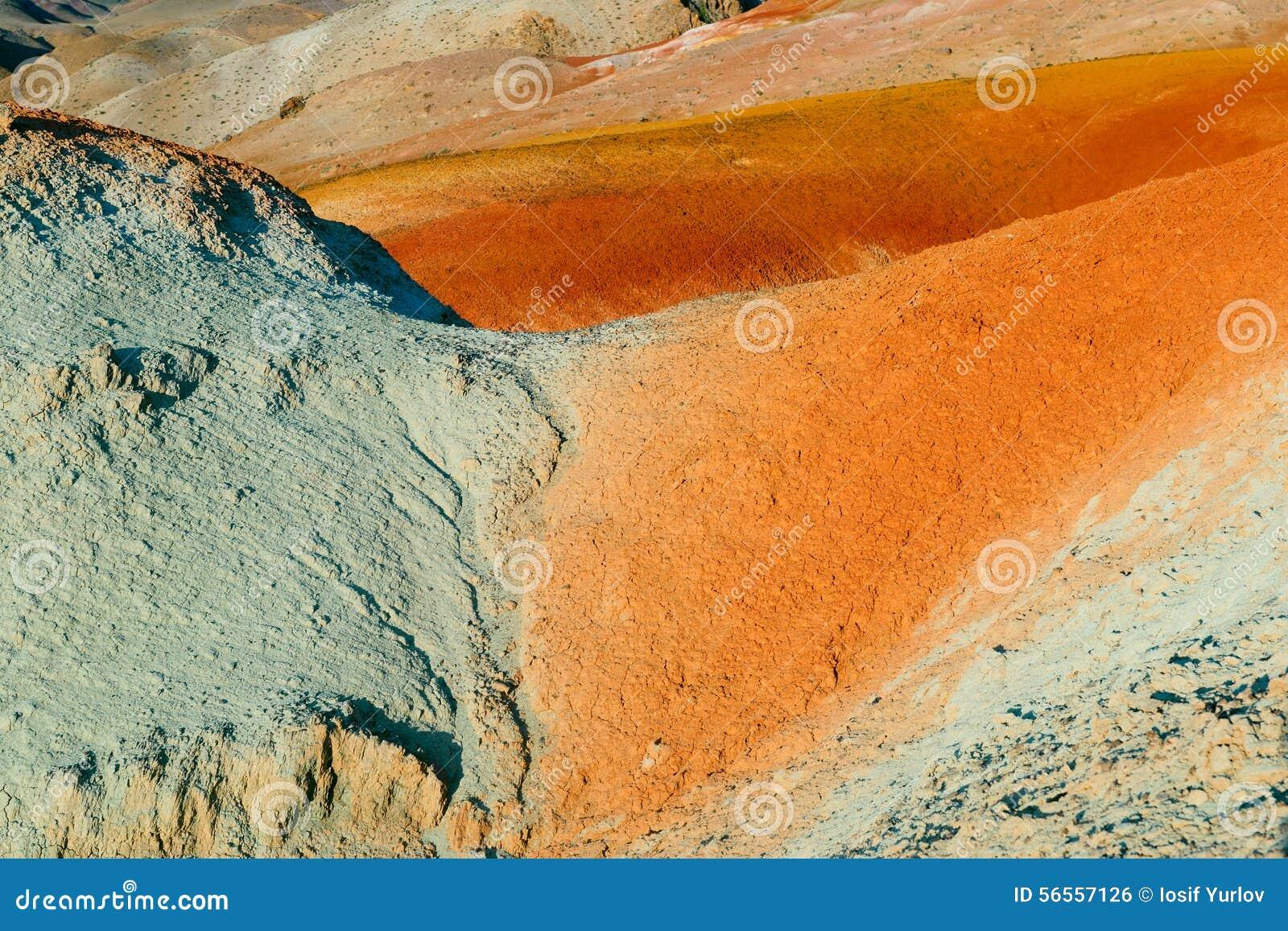 Download Χώμα χρώματος των καταθέσεων υδραργύρου Στοκ Εικόνες - εικόνα από σιβηρία, άργιλος: 56557126