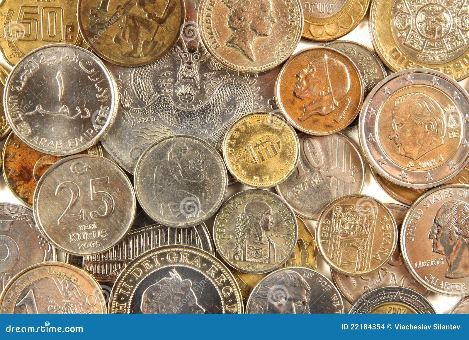 χώρες νομισμάτων διαφορε&