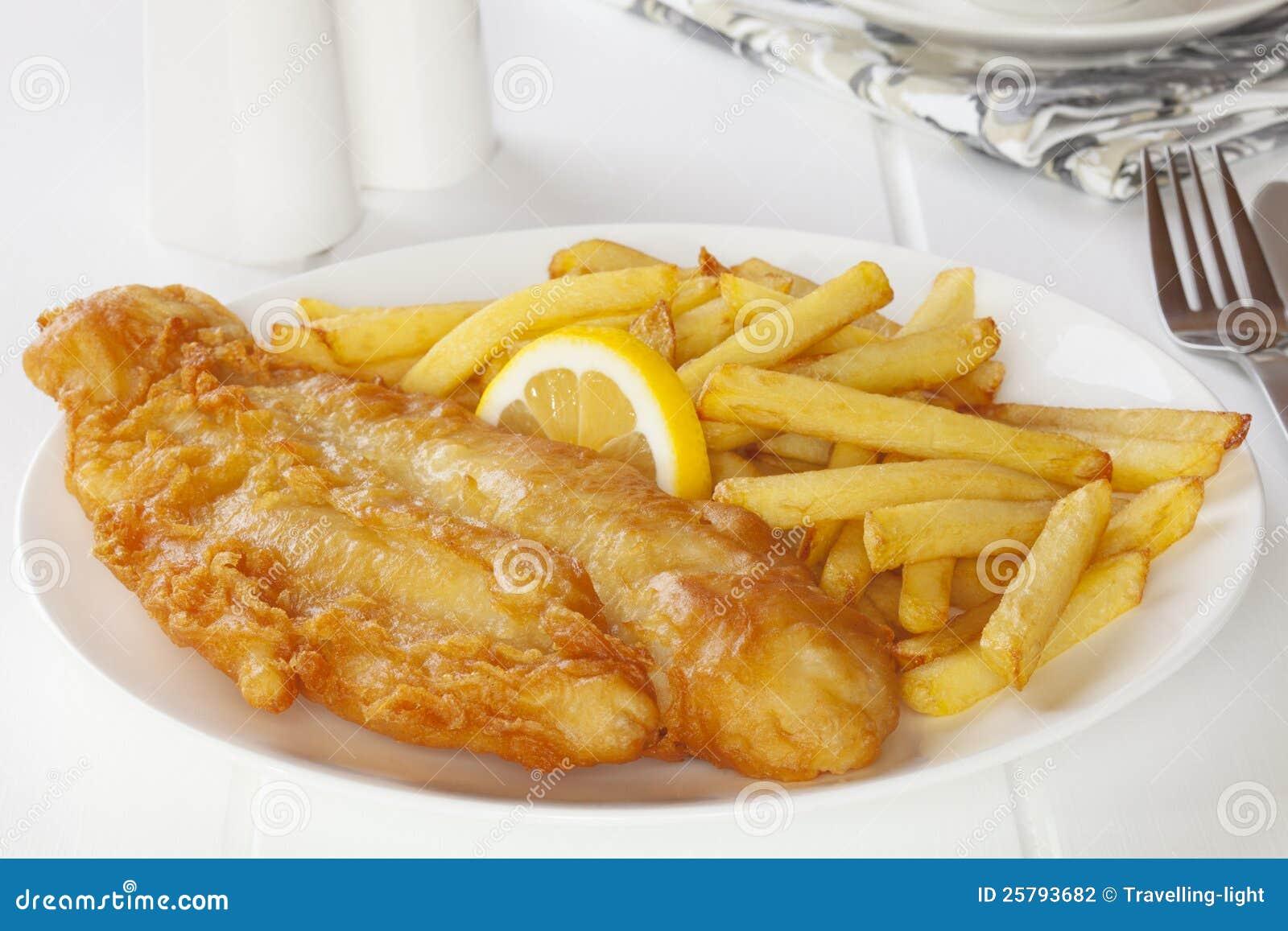 Ψάρια και τσιπ