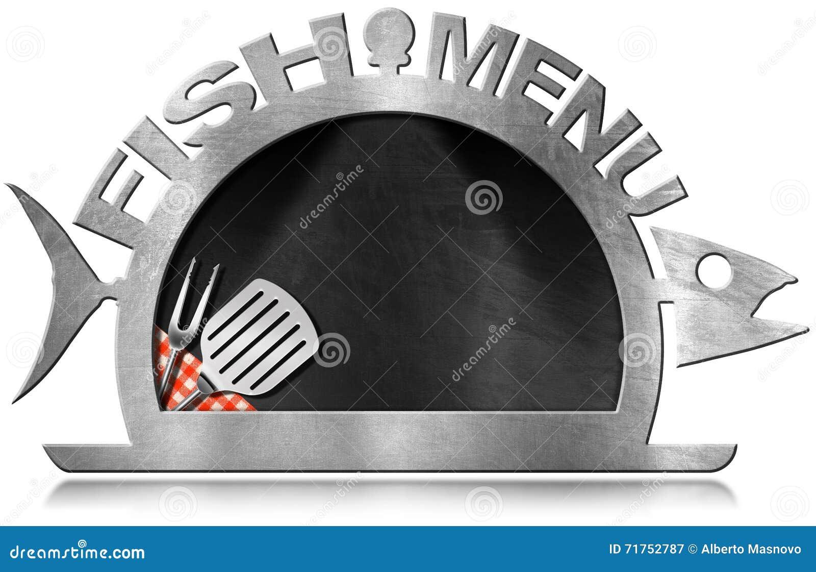 Ψάρια πινάκων που διαμορφώνονται - επιλογές ψαριών