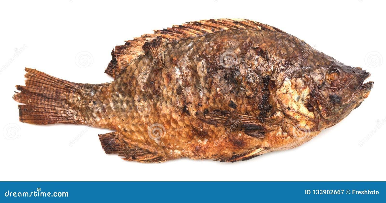 ψάρια που ψήνονται στη σχάρ&alp