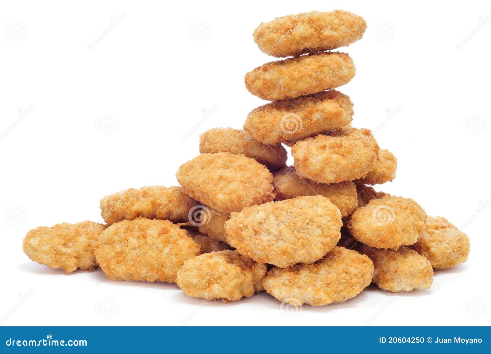 ψήγματα κοτόπουλου