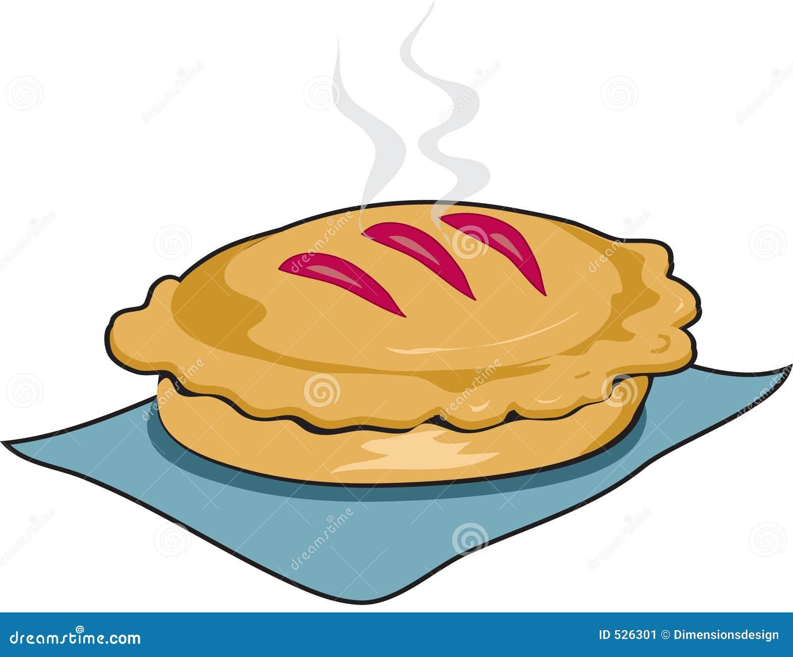 ψημένη φρέσκια πίτα περιγραμ&