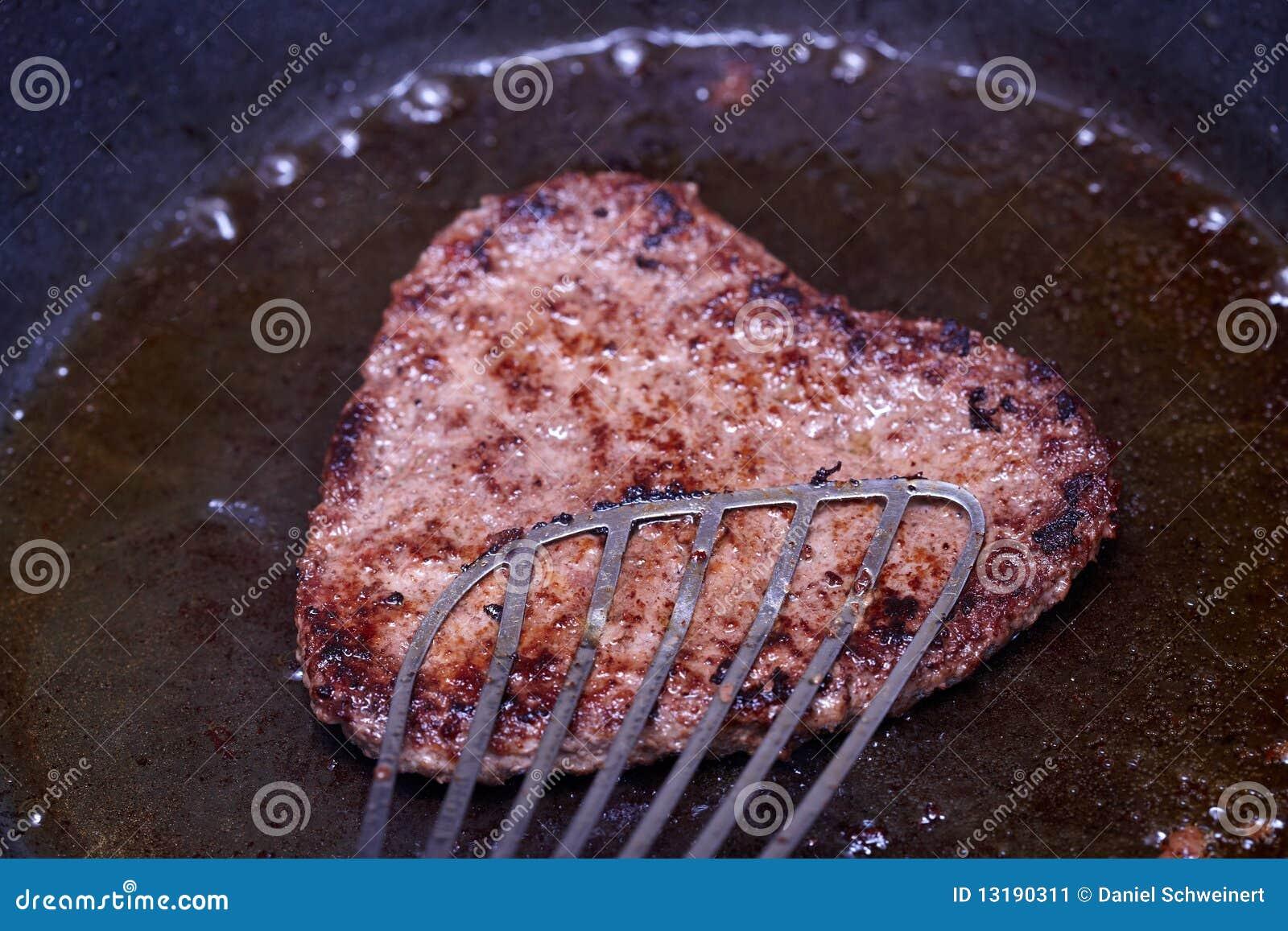 ψημένο στη σχάρα κρέας καρδ&i