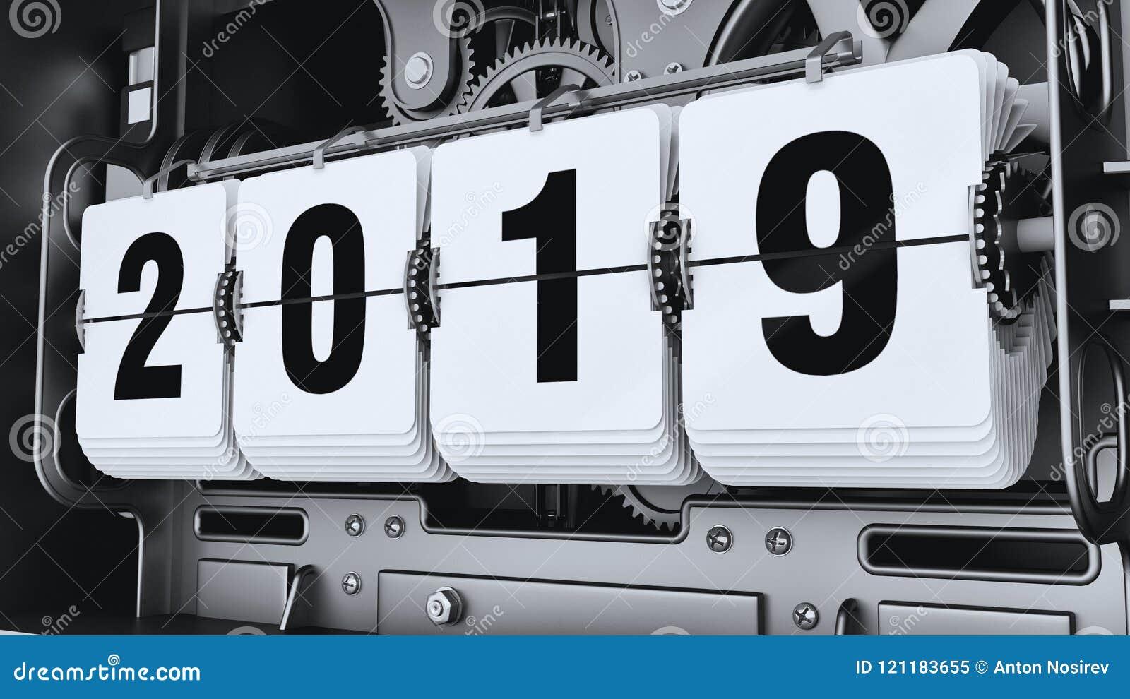 Ψηφία κτυπήματος, αριθμοί 2019 έτους