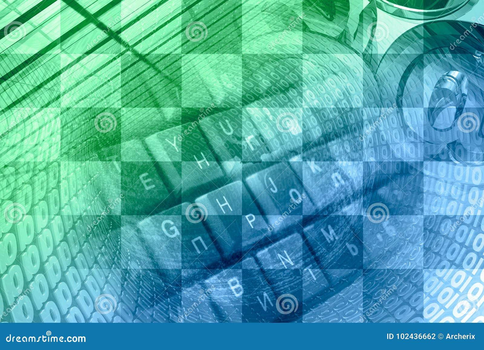 Ψηφία, σημάδια ταχυδρομείου και πληκτρολόγιο