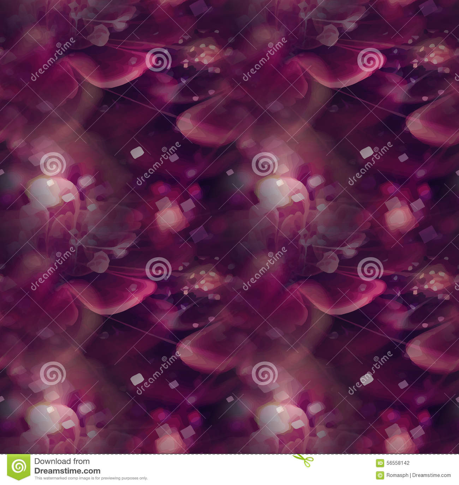 Download Ψηφιακά αναδημιουργημένη σύσταση λουλουδιών Watercolor Διανυσματική απεικόνιση - εικονογραφία από σύγχρονος, φύλλο: 56558142