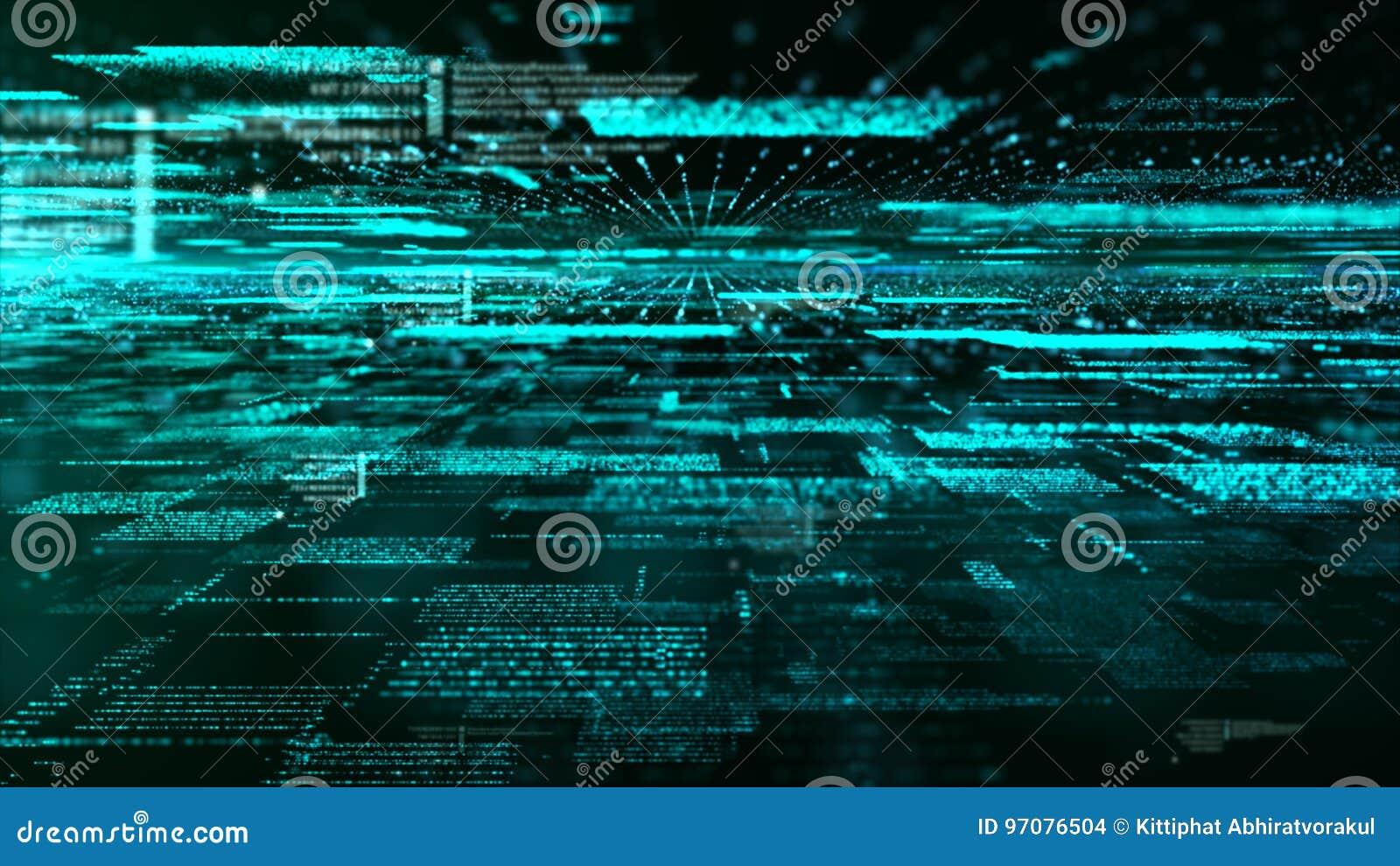 Ψηφιακά διαστημικά μόρια Cyber