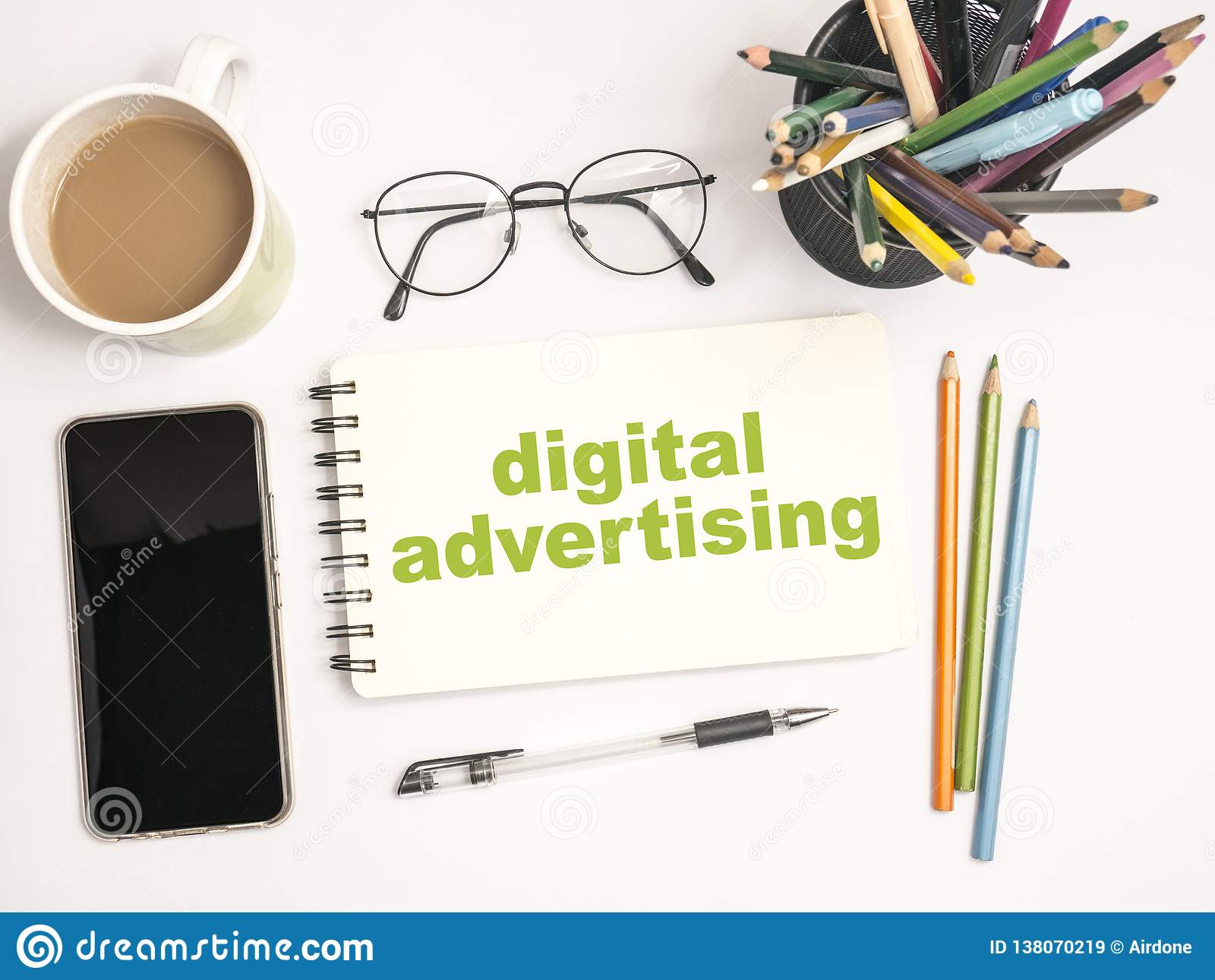 Ψηφιακή διαφήμιση, κινητήρια έννοια αποσπασμάτων λέξεων επιχειρησιακού μάρκετινγκ