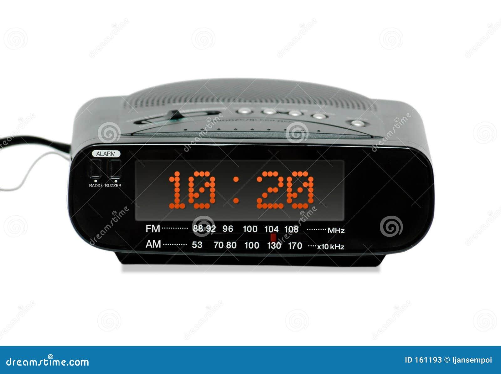 ψηφιακό ραδιόφωνο ρολογ&io