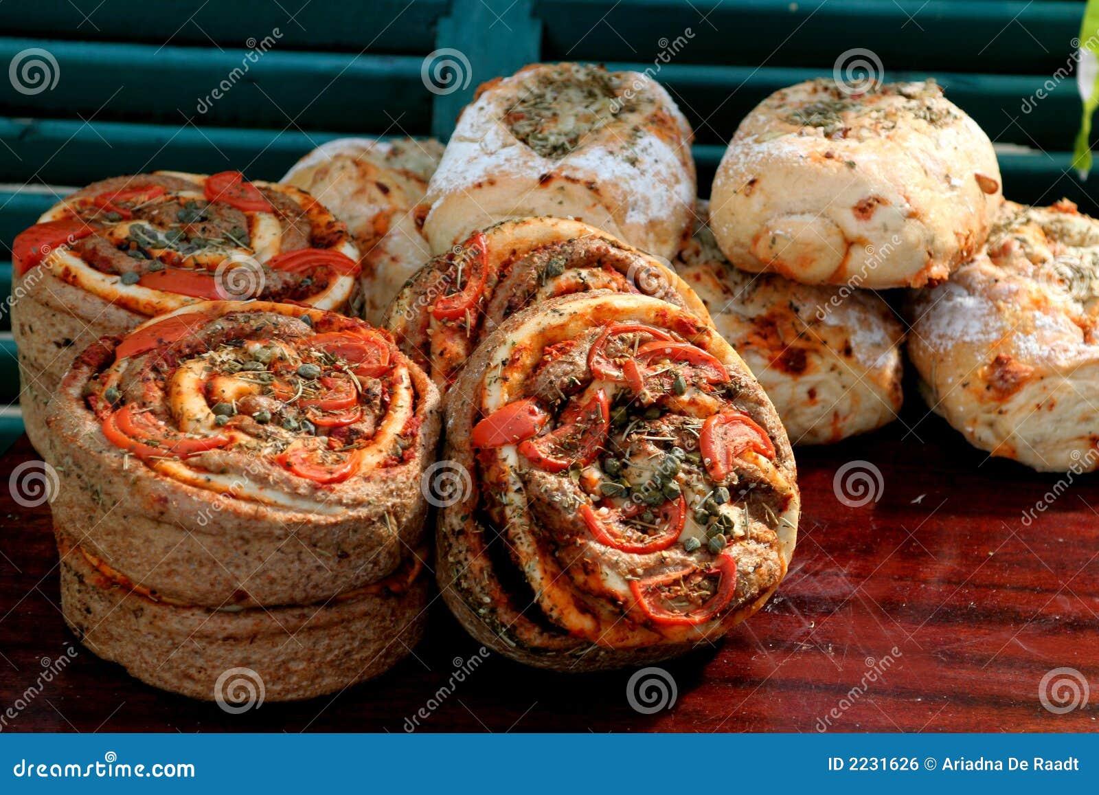 ψωμί ιταλικά