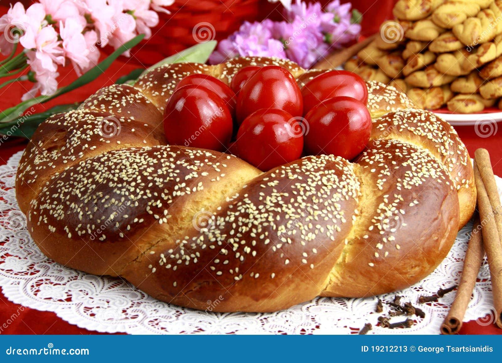 ψωμί Πάσχα