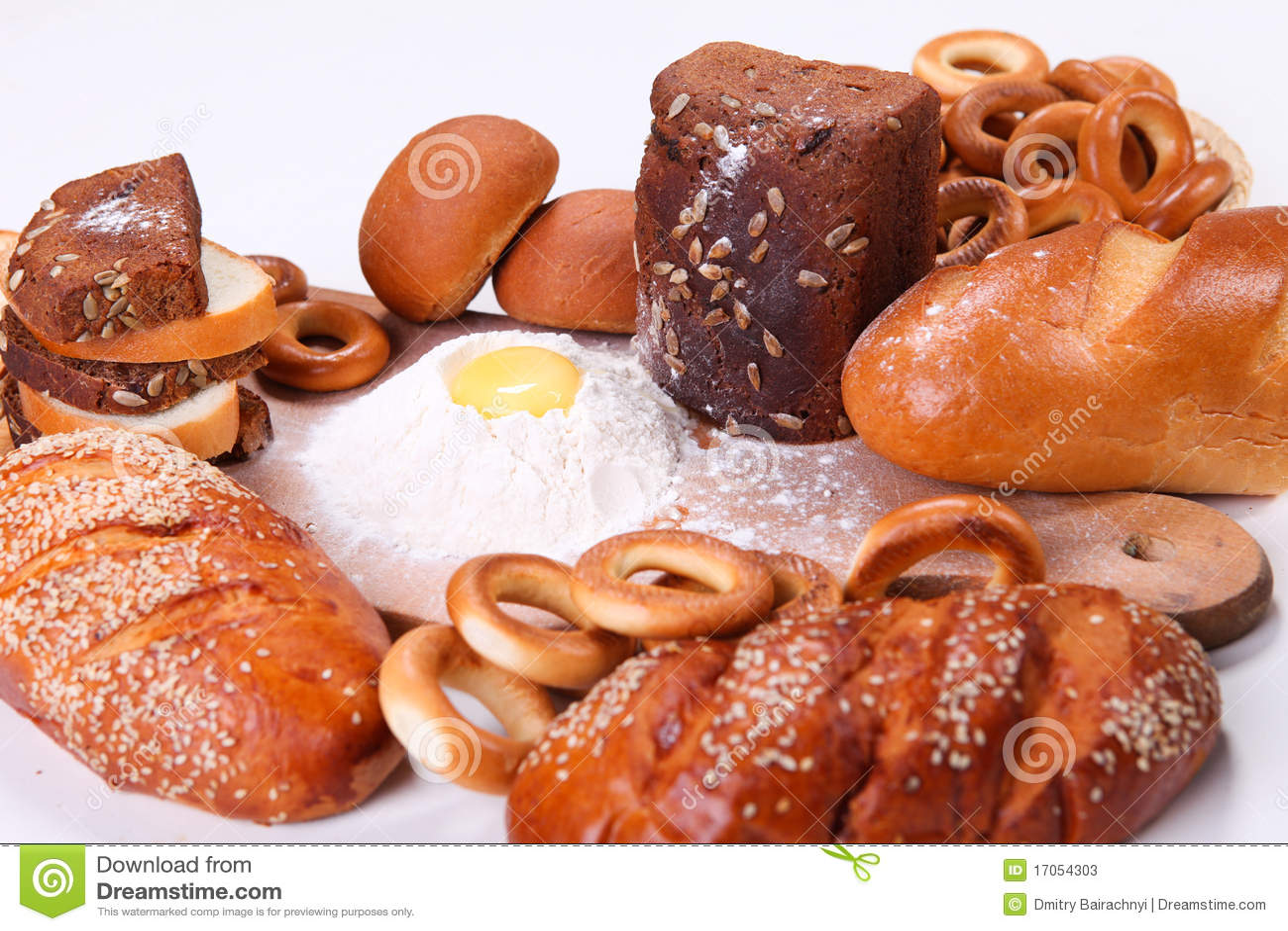 ψωμί φρέσκο