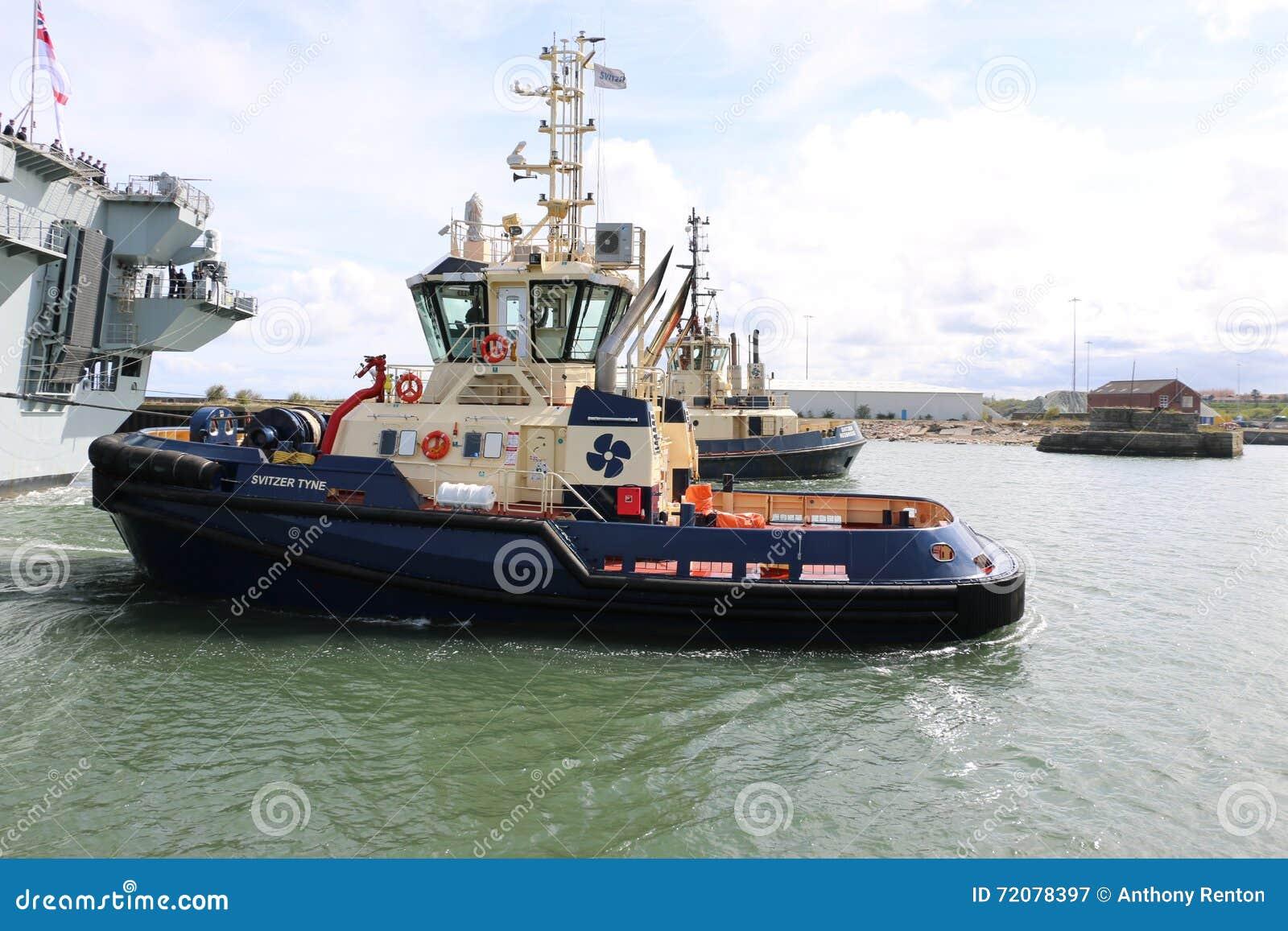Ωκεάνια άφιξη HMS στο Σάντερλαντ, την 1η Μαΐου 2015