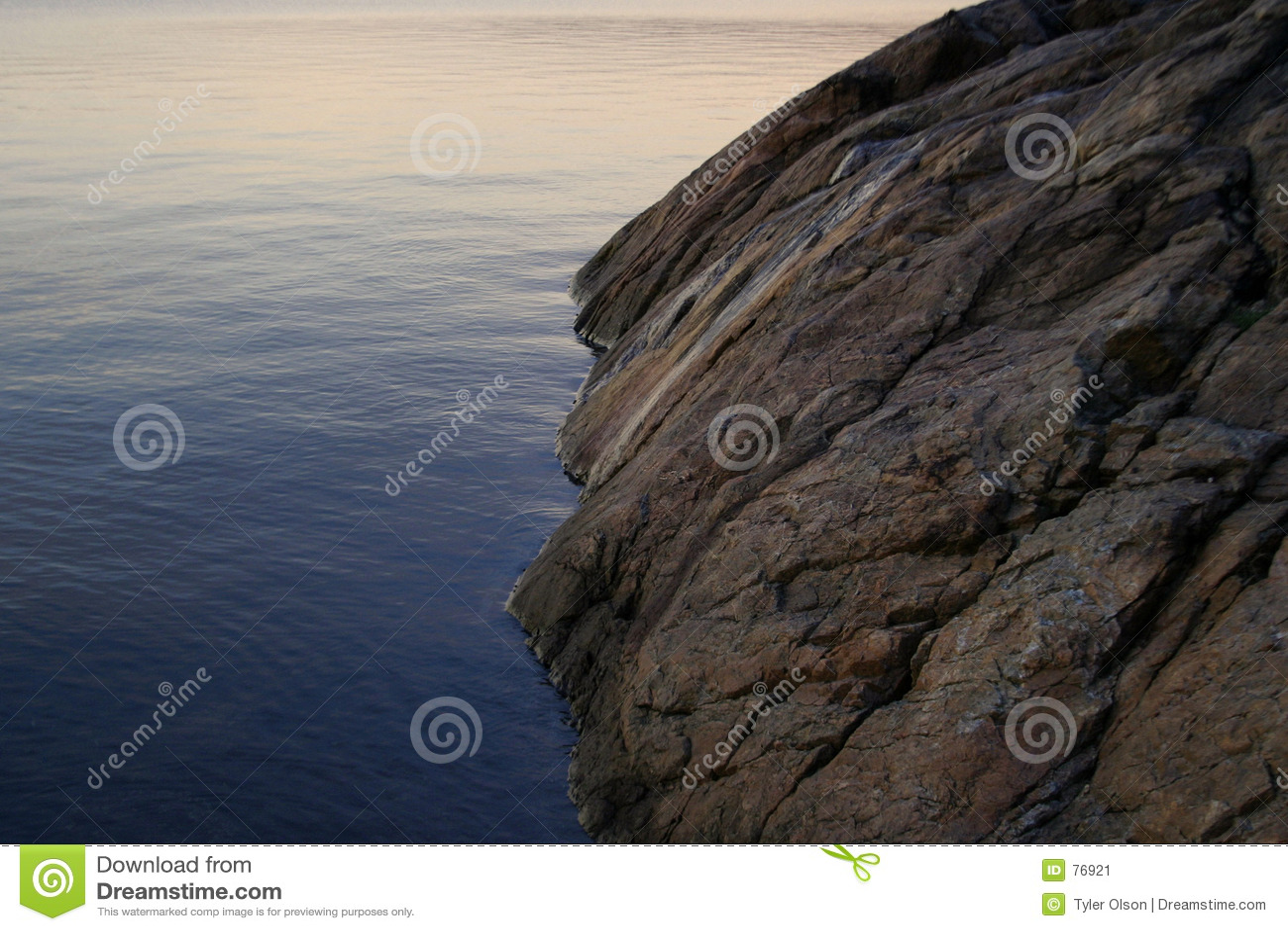 ωκεάνιος βράχος