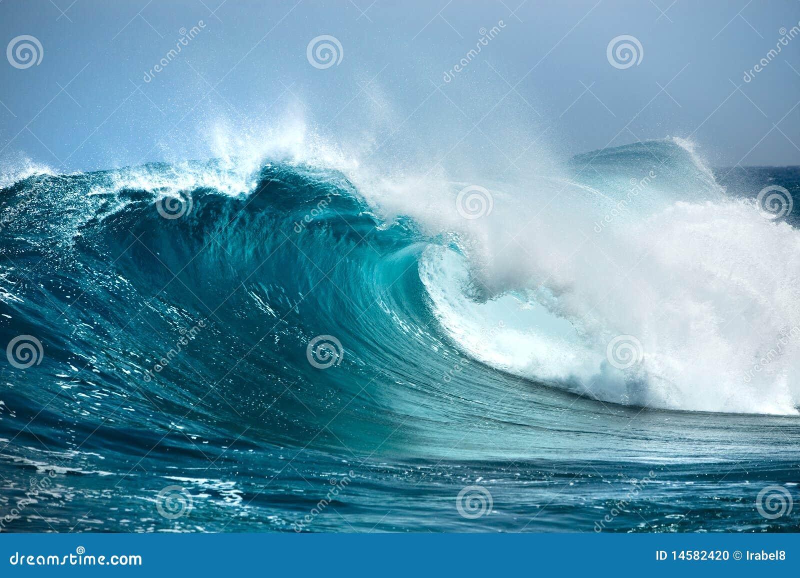 ωκεάνιο κύμα