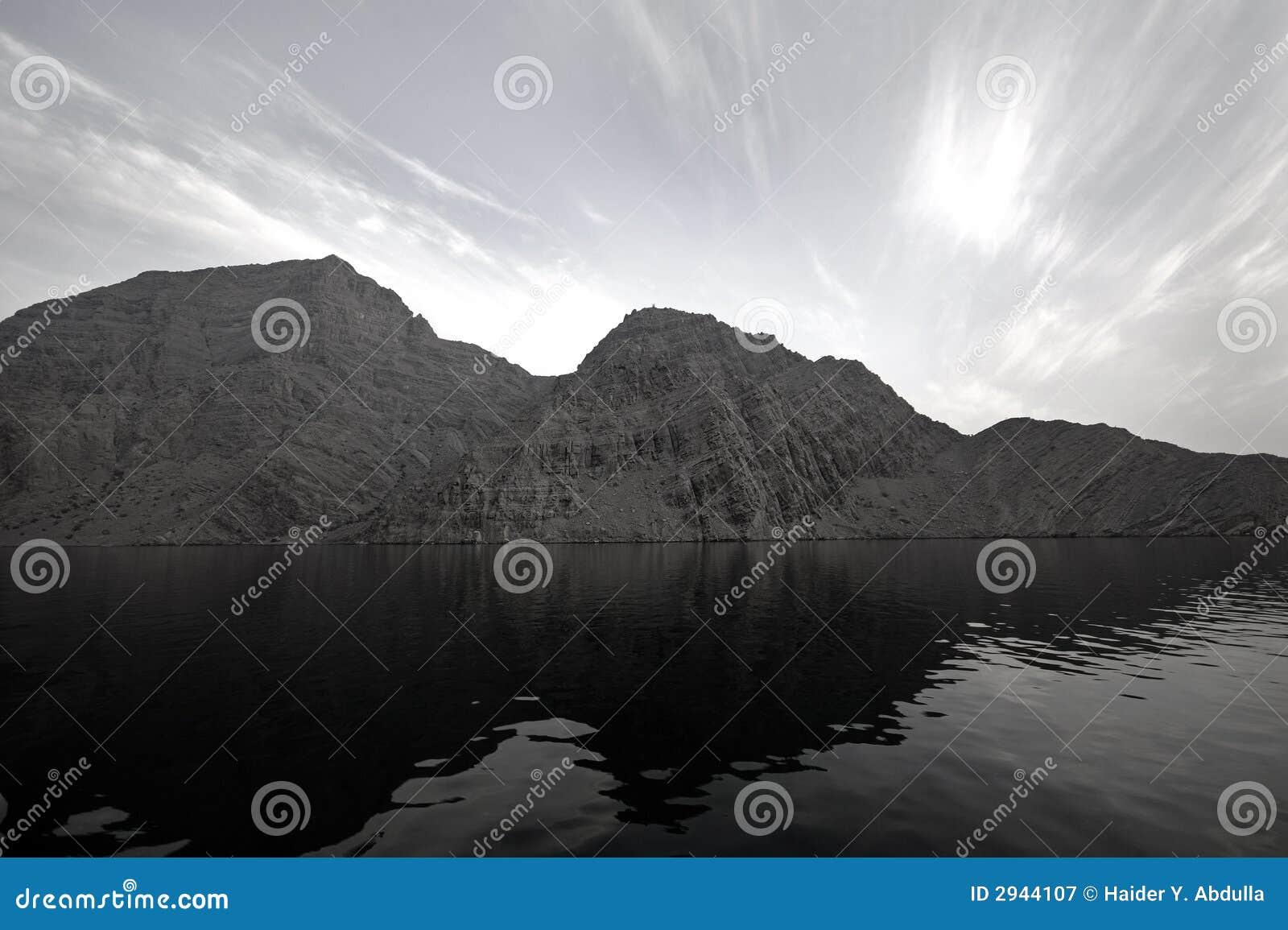 ωκεανός βουνών musandam