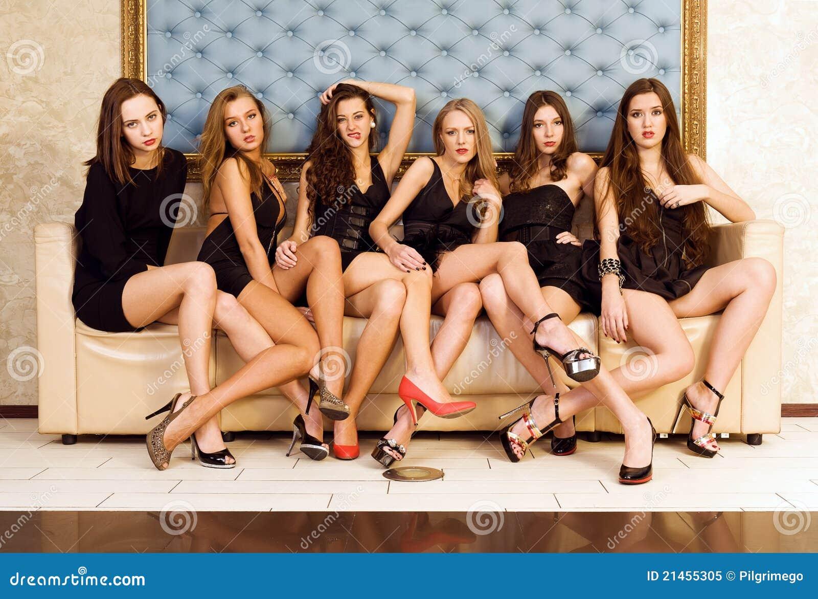 όμορφα μοντέλα ομάδας