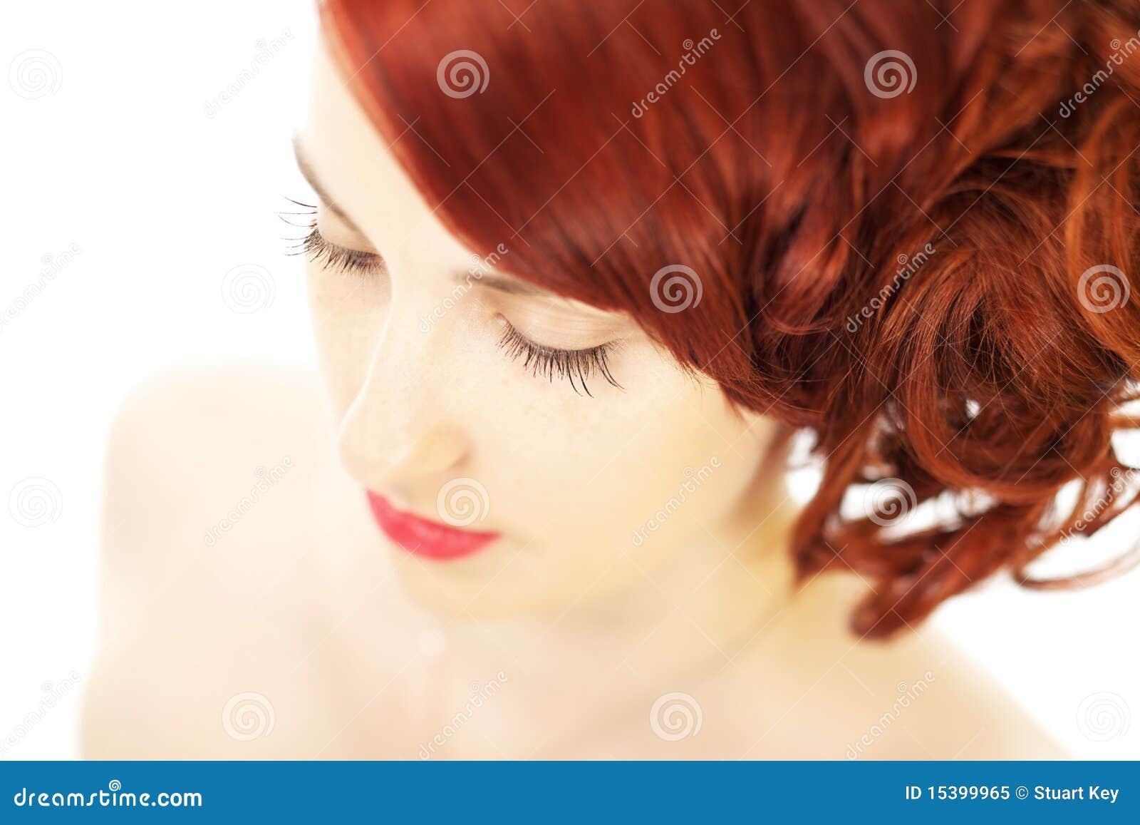 όμορφα eyelashes