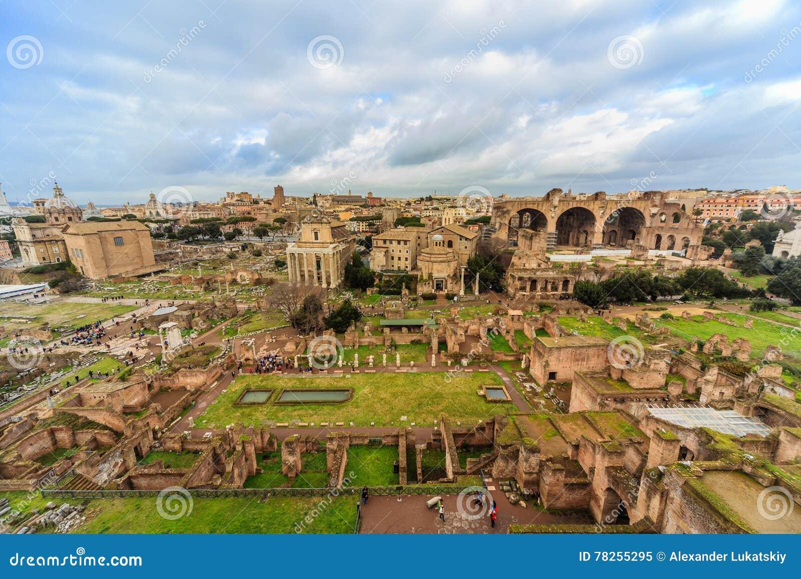 Όμορφες φωτογραφίες της παλαιάς Ρώμης