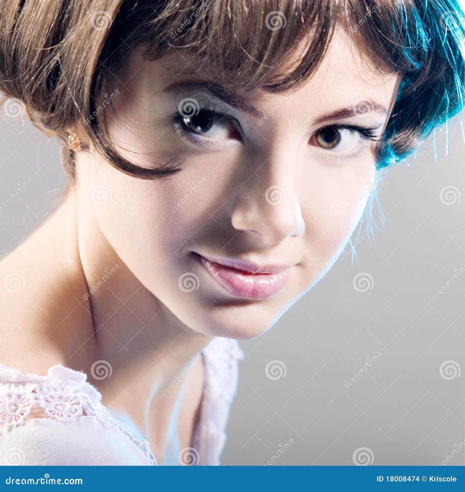 όμορφη γυναίκα υγείας πρ&omicr