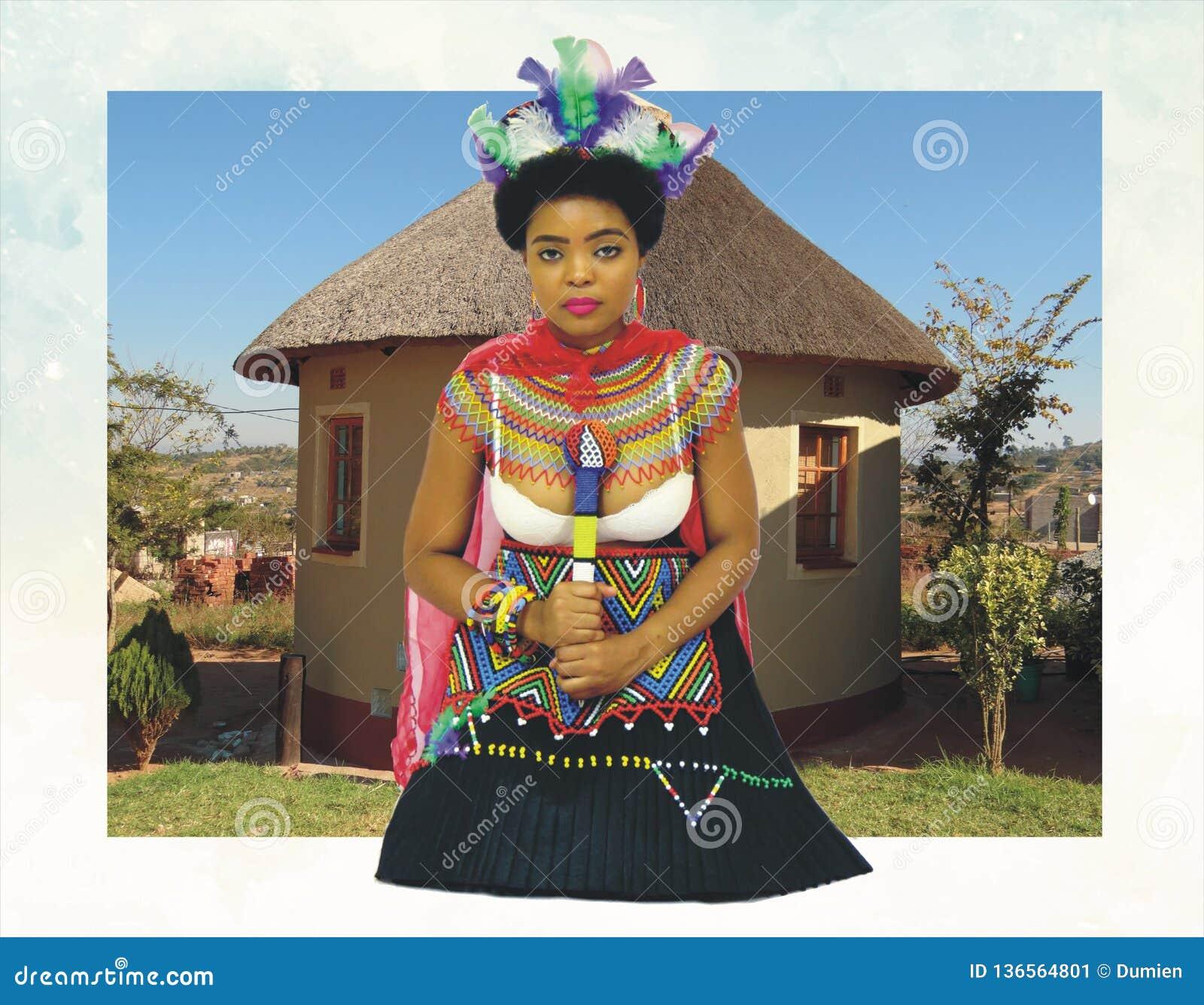 Ebony κορίτσια είναι όμορφη