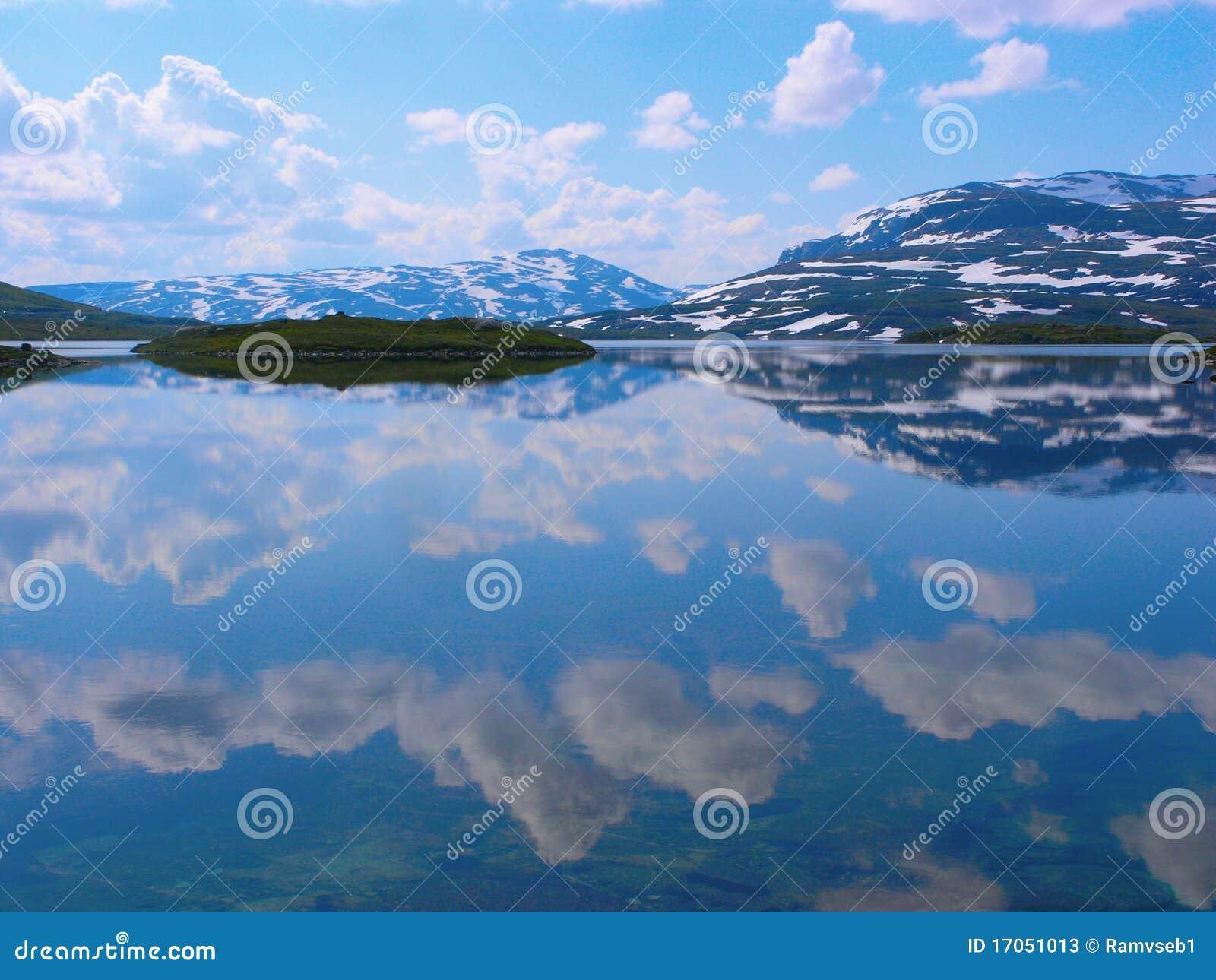 όμορφη φύση Νορβηγία