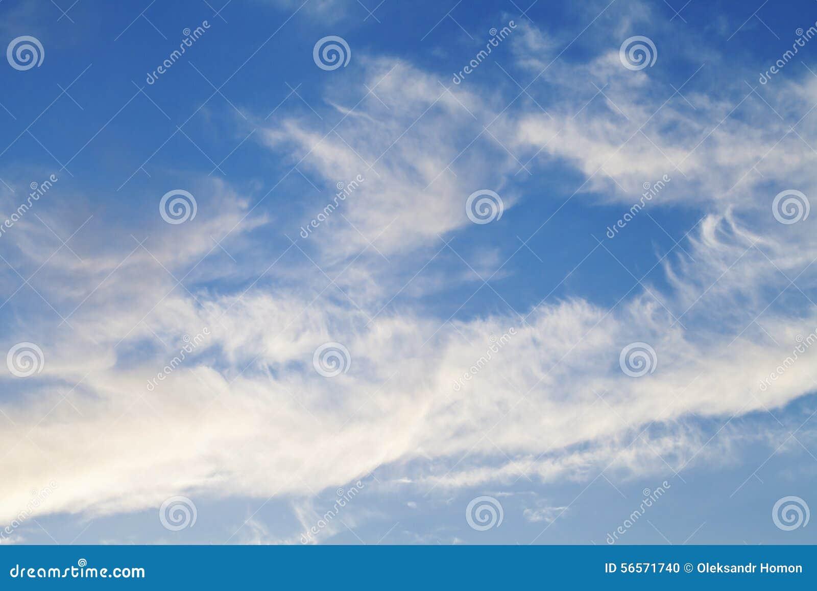 όμορφος μπλε ουρανός σύνν&e