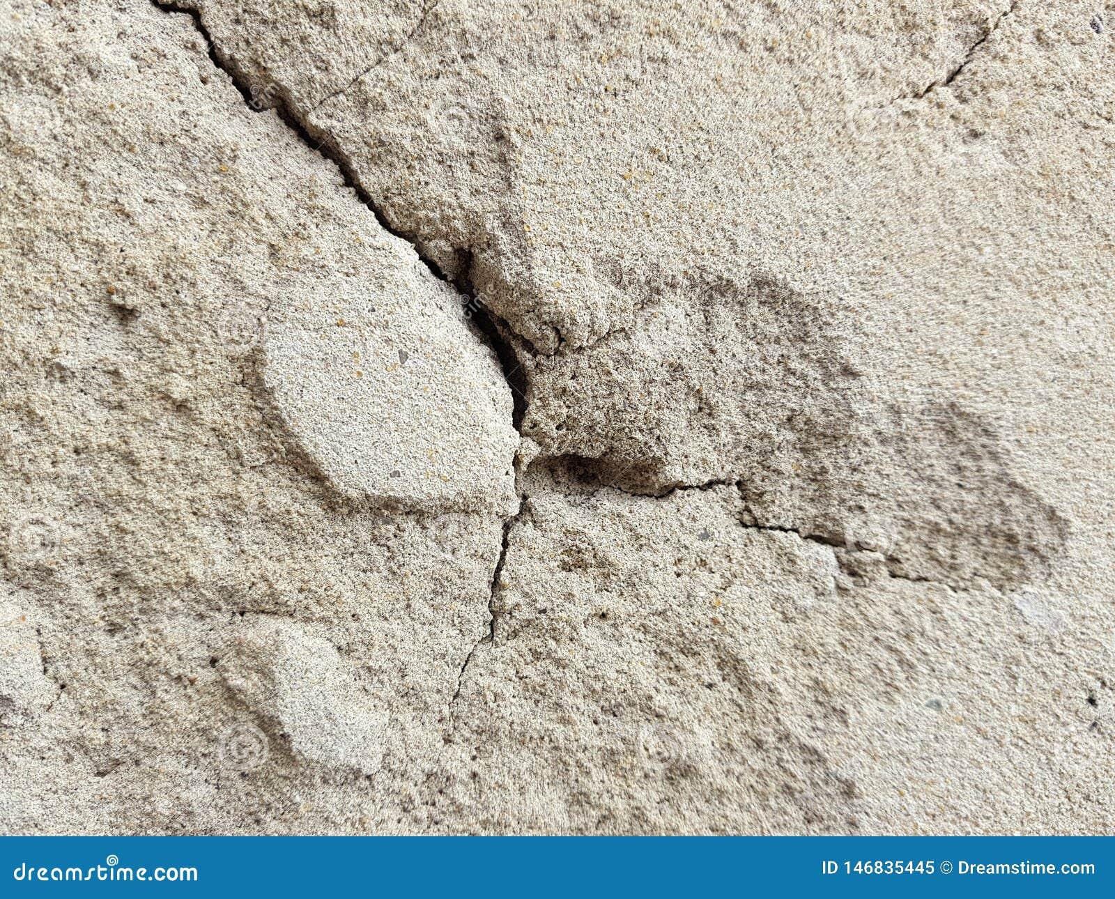 Όμορφο έμβλημα υποβάθρου κλίσης για το κείμενο - ασυνήθιστη και όμορφη σύσταση του ασβεστοκονιάματος ή του συμπαγούς τοίχου με τι