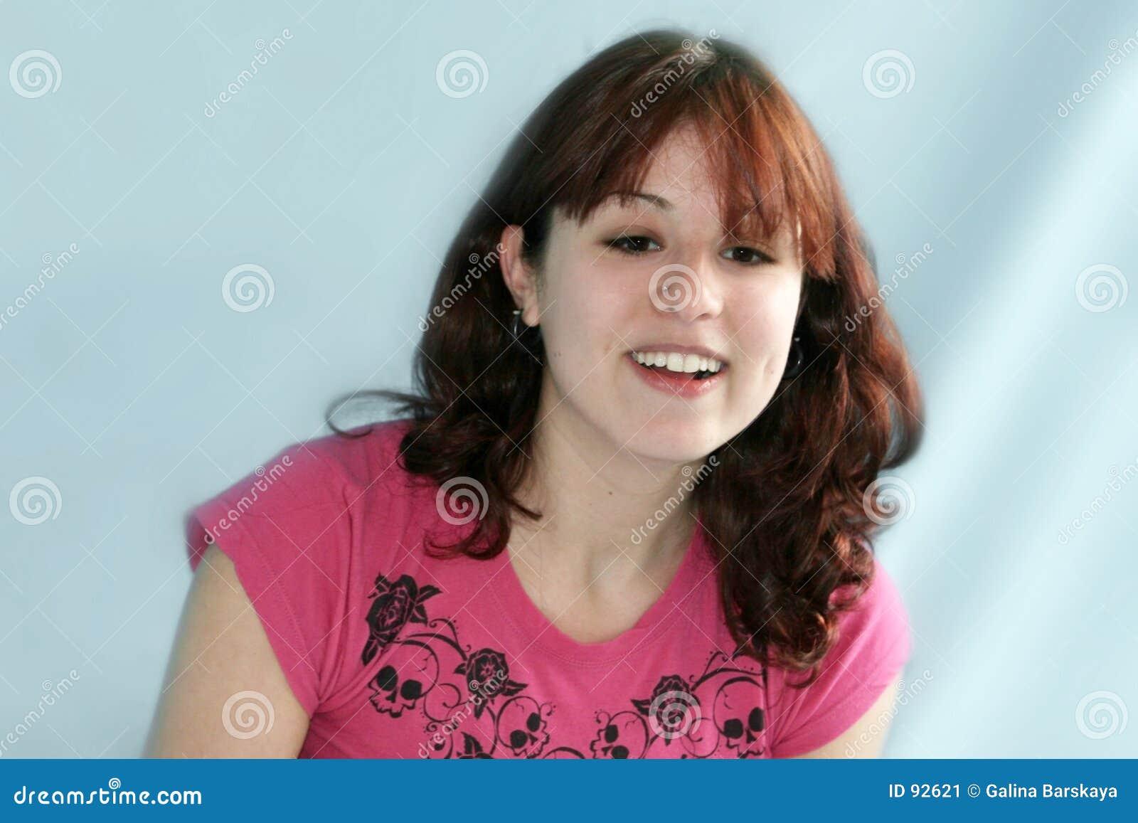 όμορφο κορίτσι εφηβικό