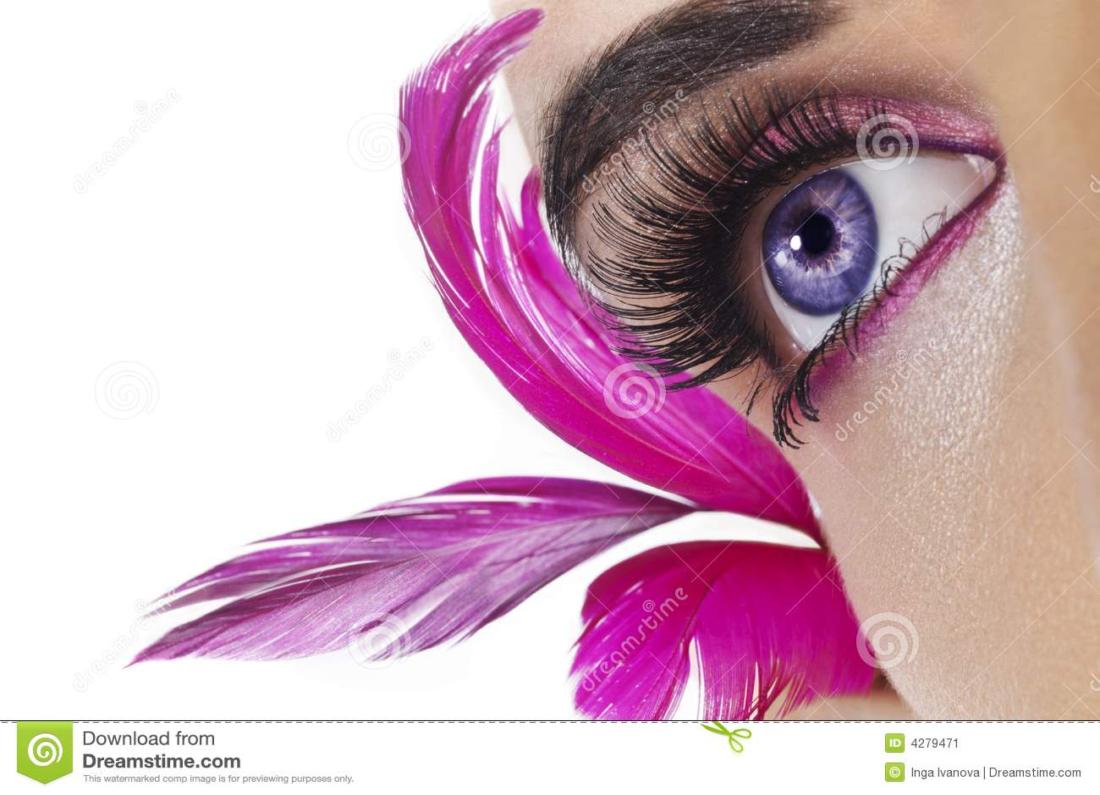 όμορφο μάτι