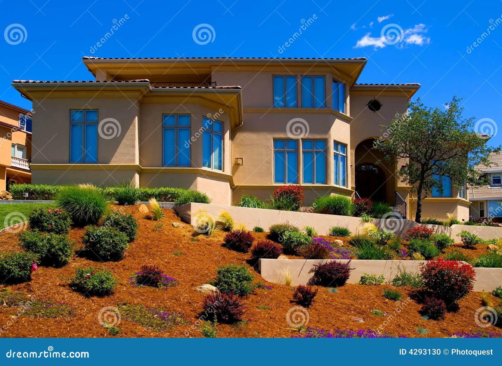 όμορφο σπίτι νέο