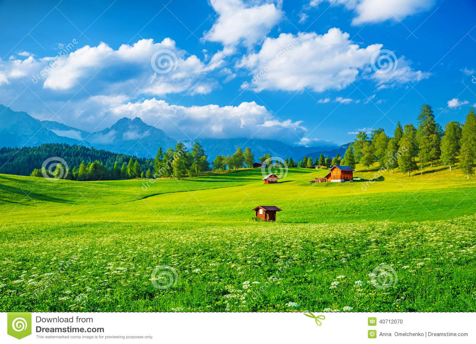 Όμορφο τοπίο