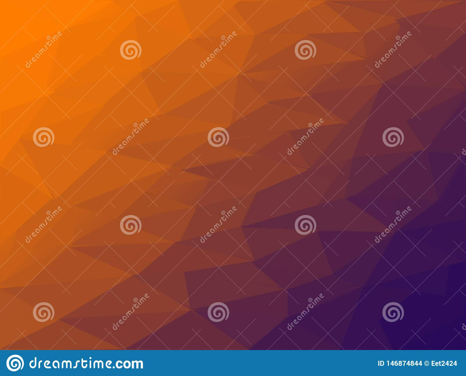 Όμορφο υπόβαθρο και ταπετσαρία απεικόνισης σύστασης χρώματος κινηματογραφήσεων σε πρώτο πλάνο πορτοκαλί και μαύρο